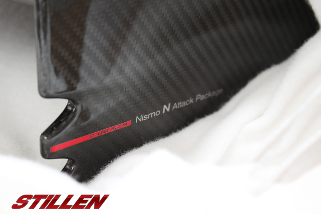STILLEN NISMO GT-R N Attack - 2015 - parts wing