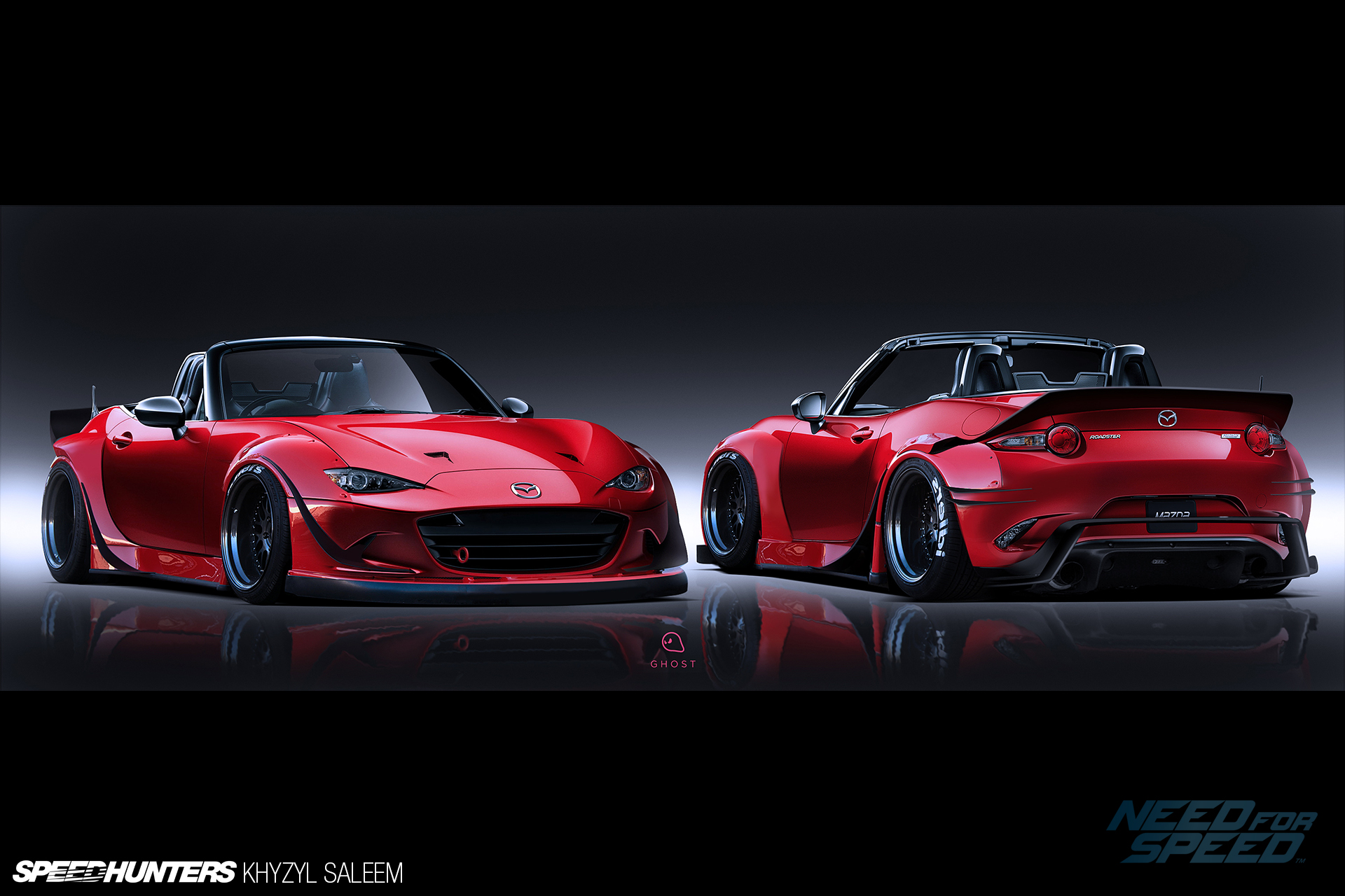 Need for Speed - 2015 - Speedhunters - DESIGN WORK KHYZYL SHOT