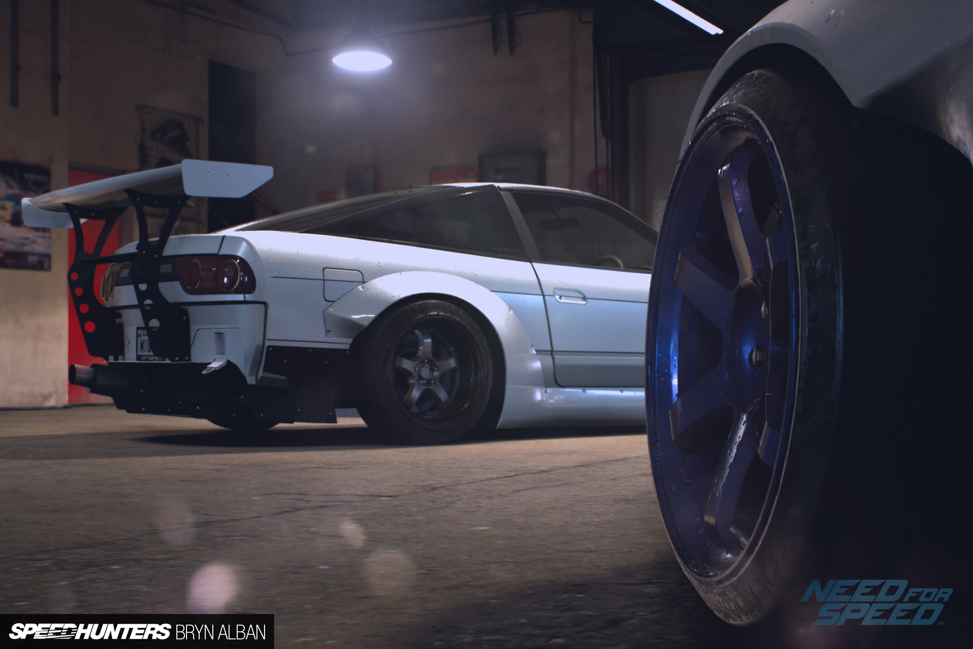 Need for Speed - 2015 - Speedhunters - GARAGE SHOT