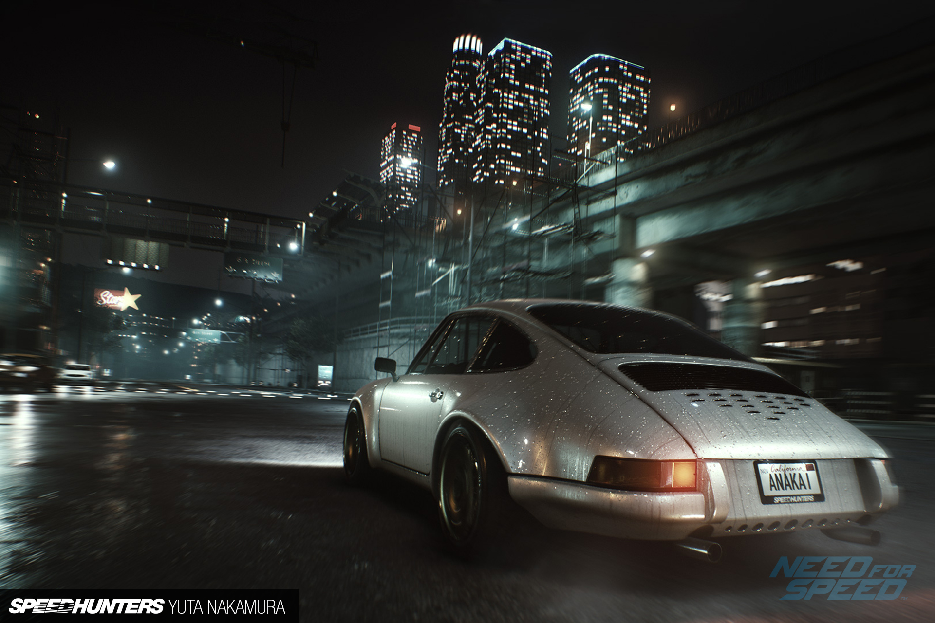 Need for Speed - 2015 - Speedhunters - INGAME SHOT