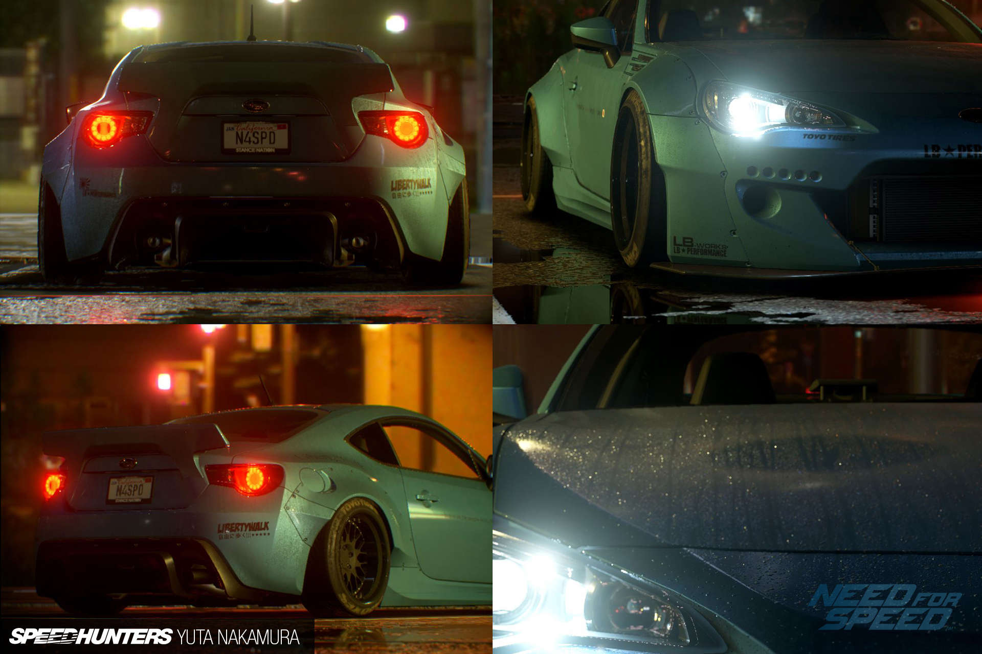 Need for Speed - 2015 - Speedhunters - RAIN SHOT