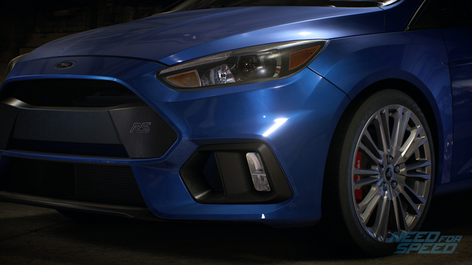 NFS 2015 - Ford Focus RS