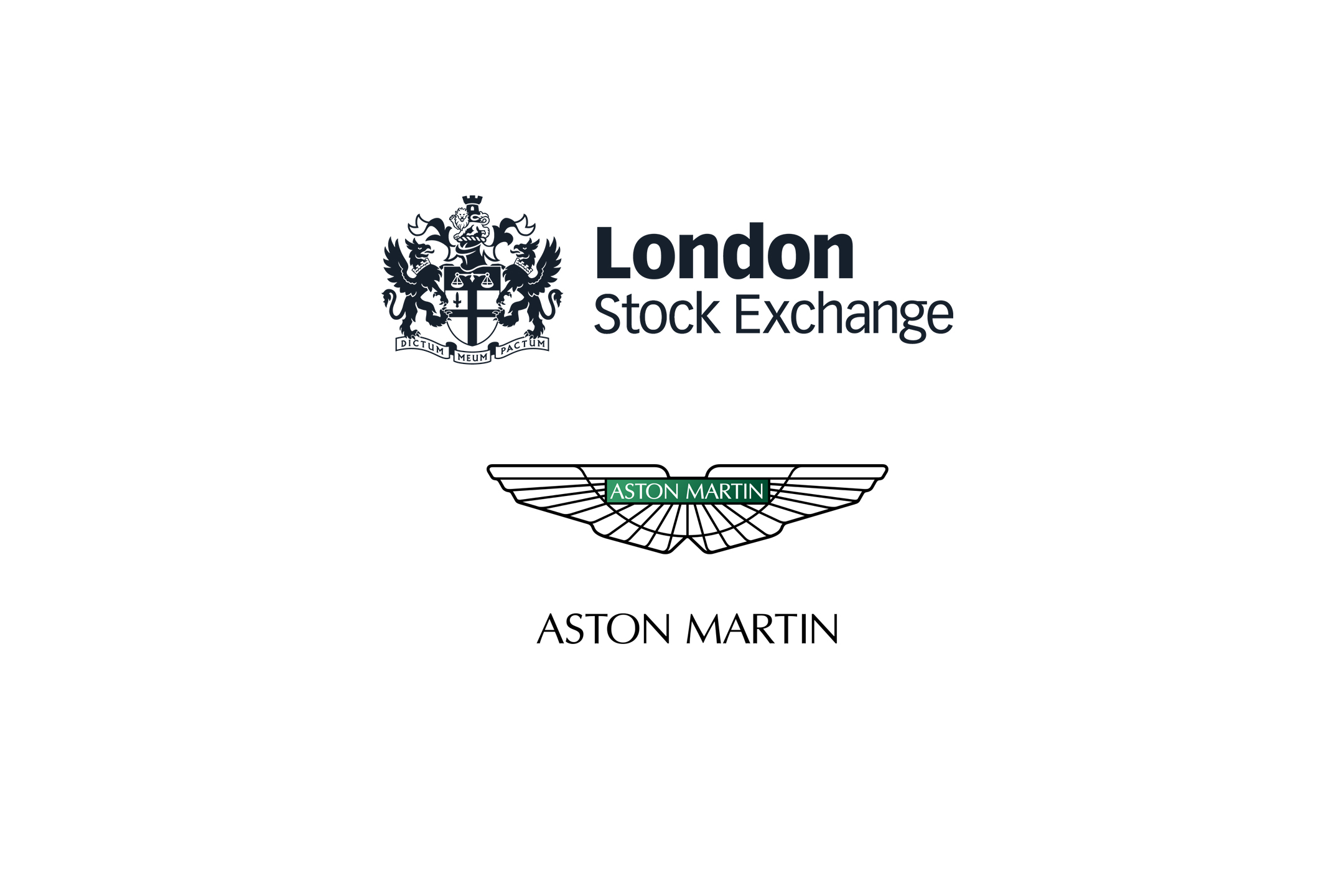 Aston Martin -IPO - 2018 - London Stock Exchange - logo - cover