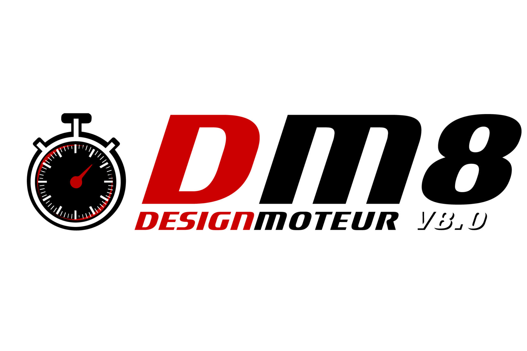 Artwork - DESIGNMOTEUR v8 - logo dm8