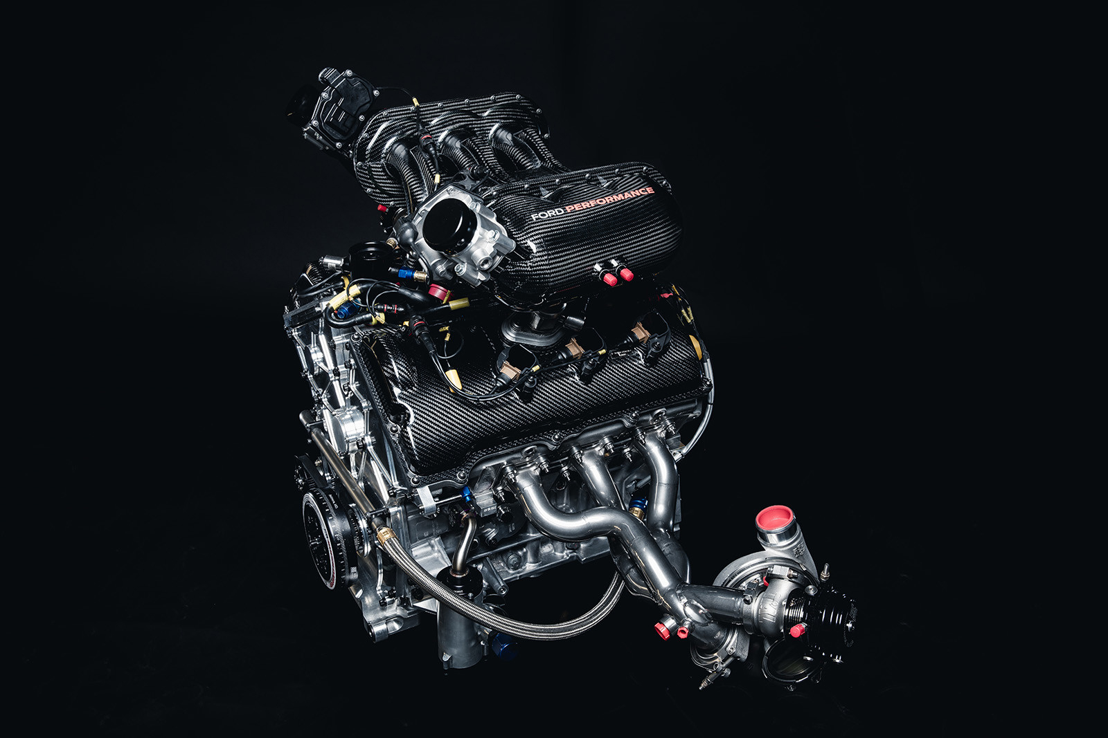 Ford Performance - Roush Yates - V6 - engine / moteur