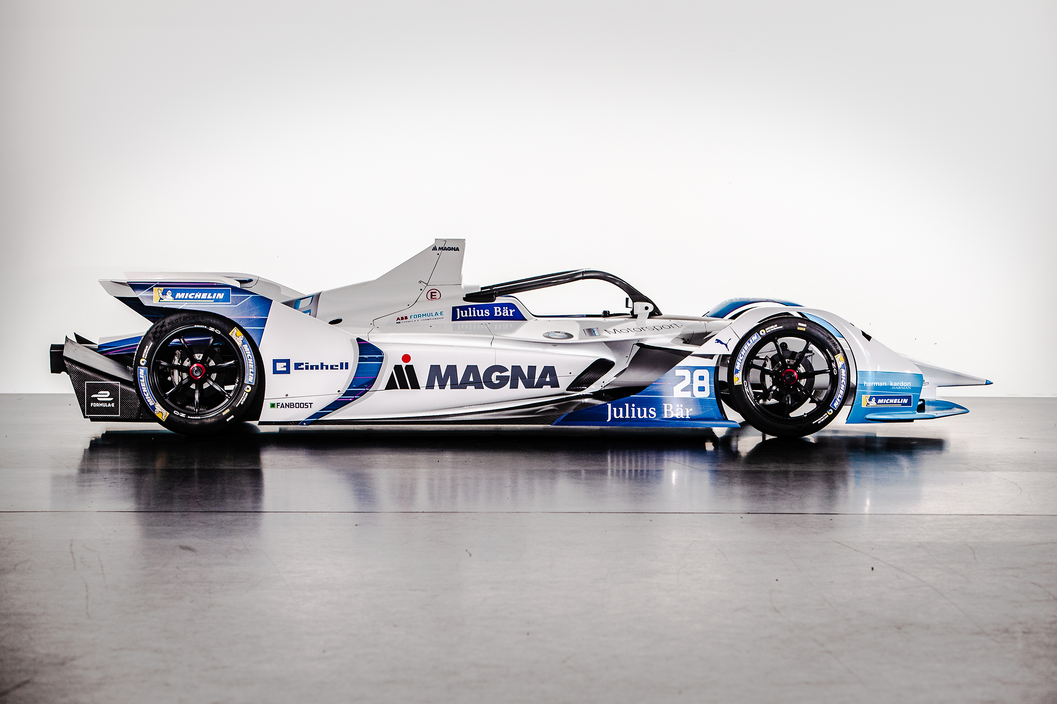 BMW iFE.18. - FormulaE 2018/2019 - side-face right