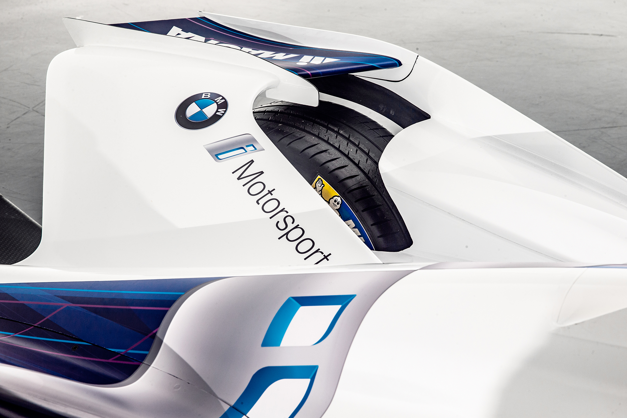 BMW iFE.18. - FormulaE 2018/2019 - Michelin tyres preview