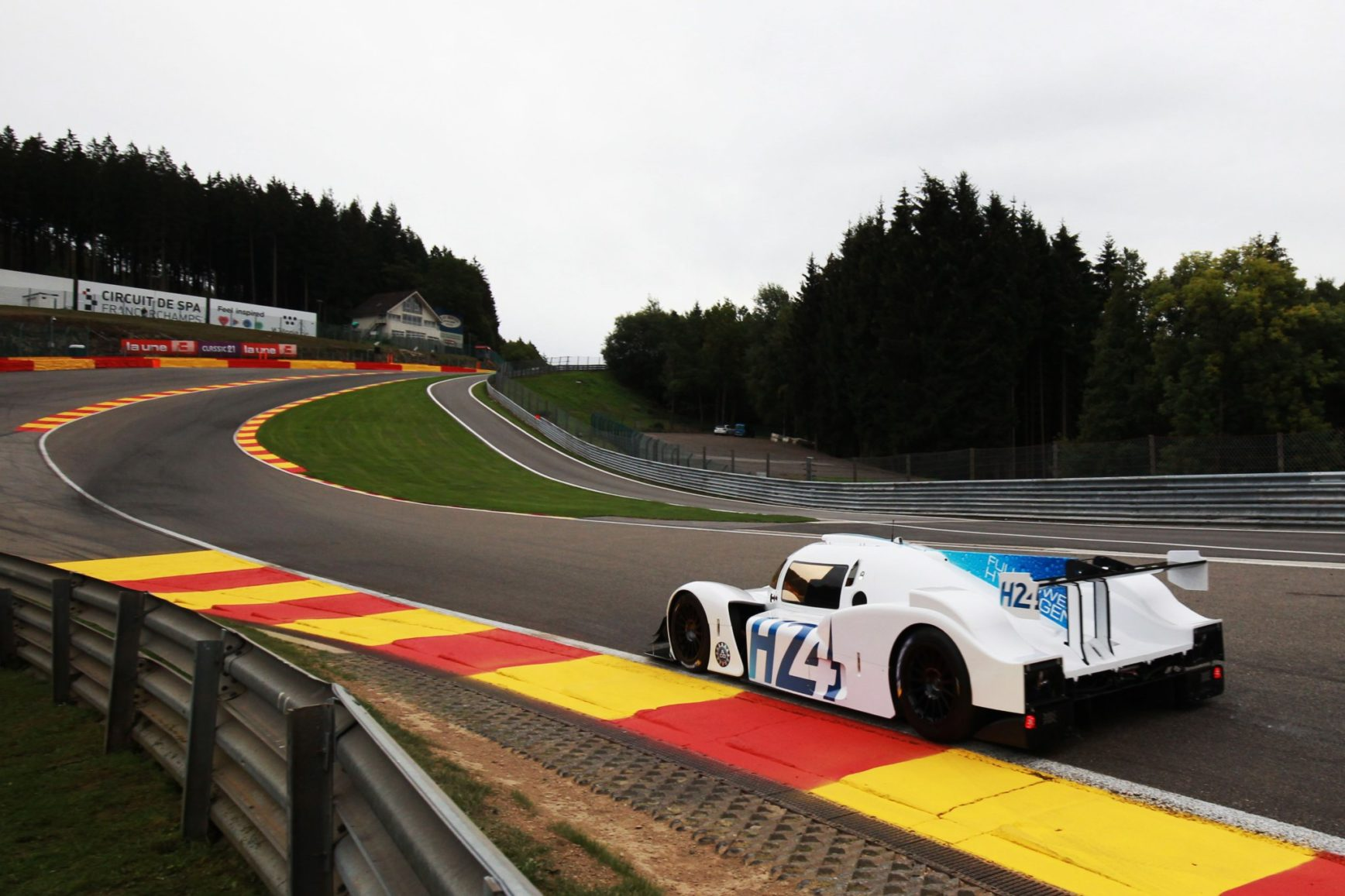 LMPH2G - 2018 - track - Spa - Raidillon