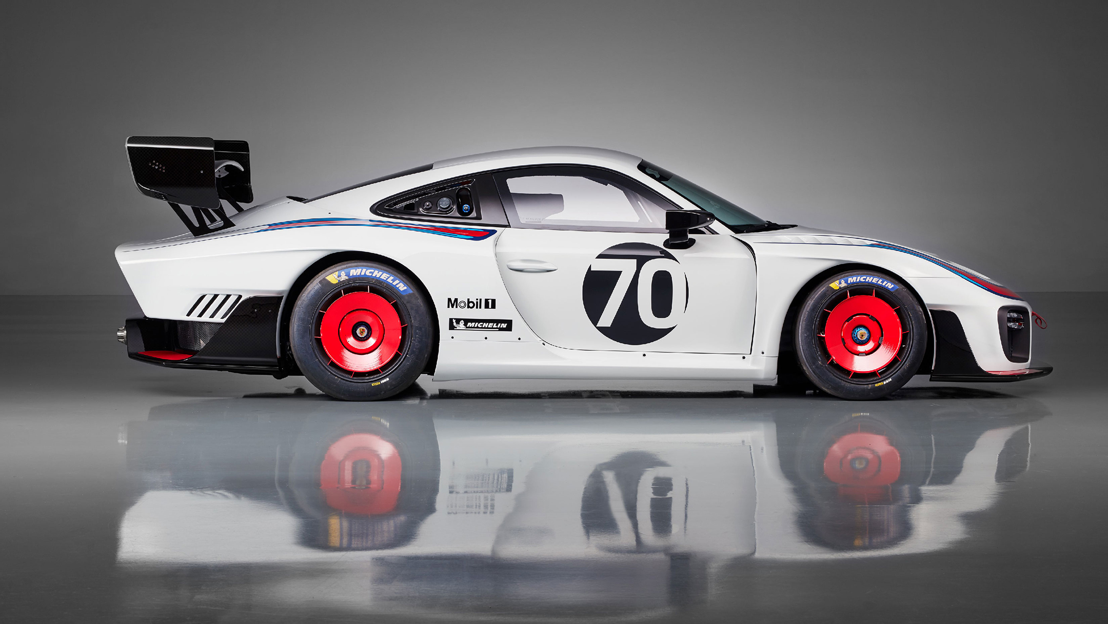 Porsche 935 - 2018 - side-face / profil
