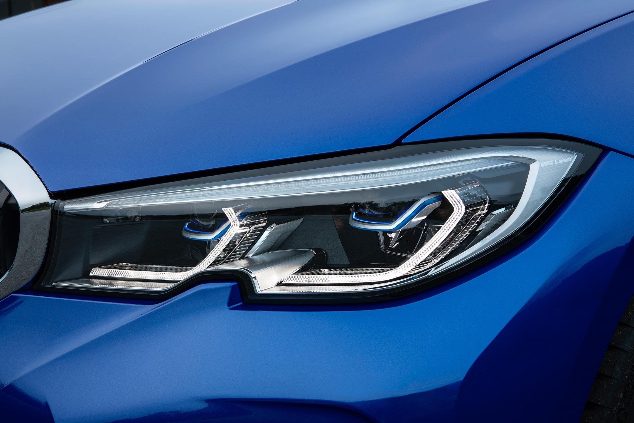 BMW Serie 3 Berline - 2018 - front light