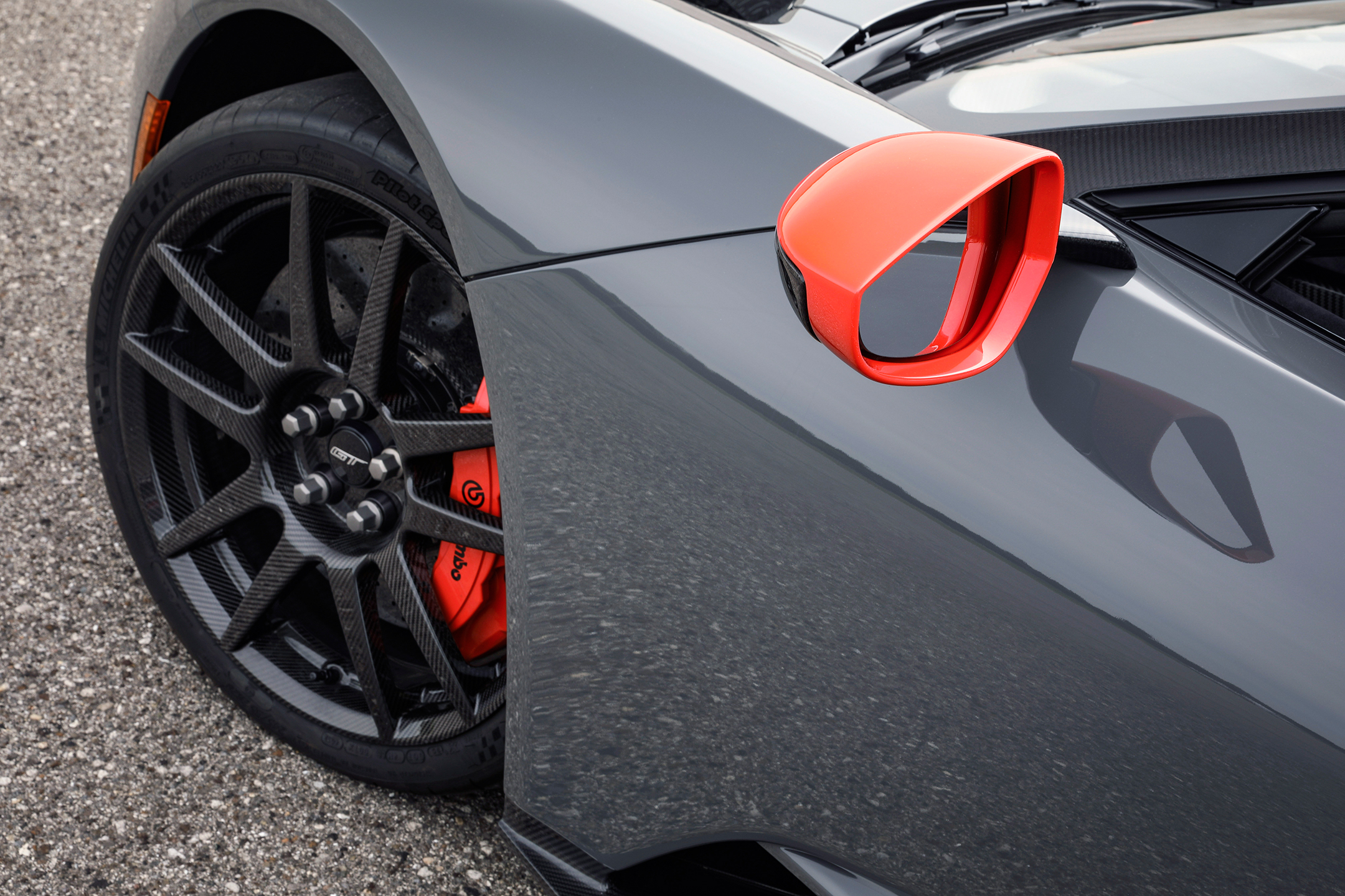 Ford GT Carbon Series - 2018 - front wheel