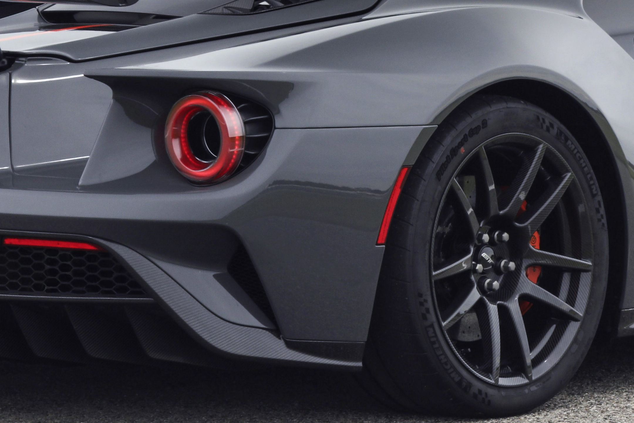 Ford GT Carbon Series - 2018 - rear wheel