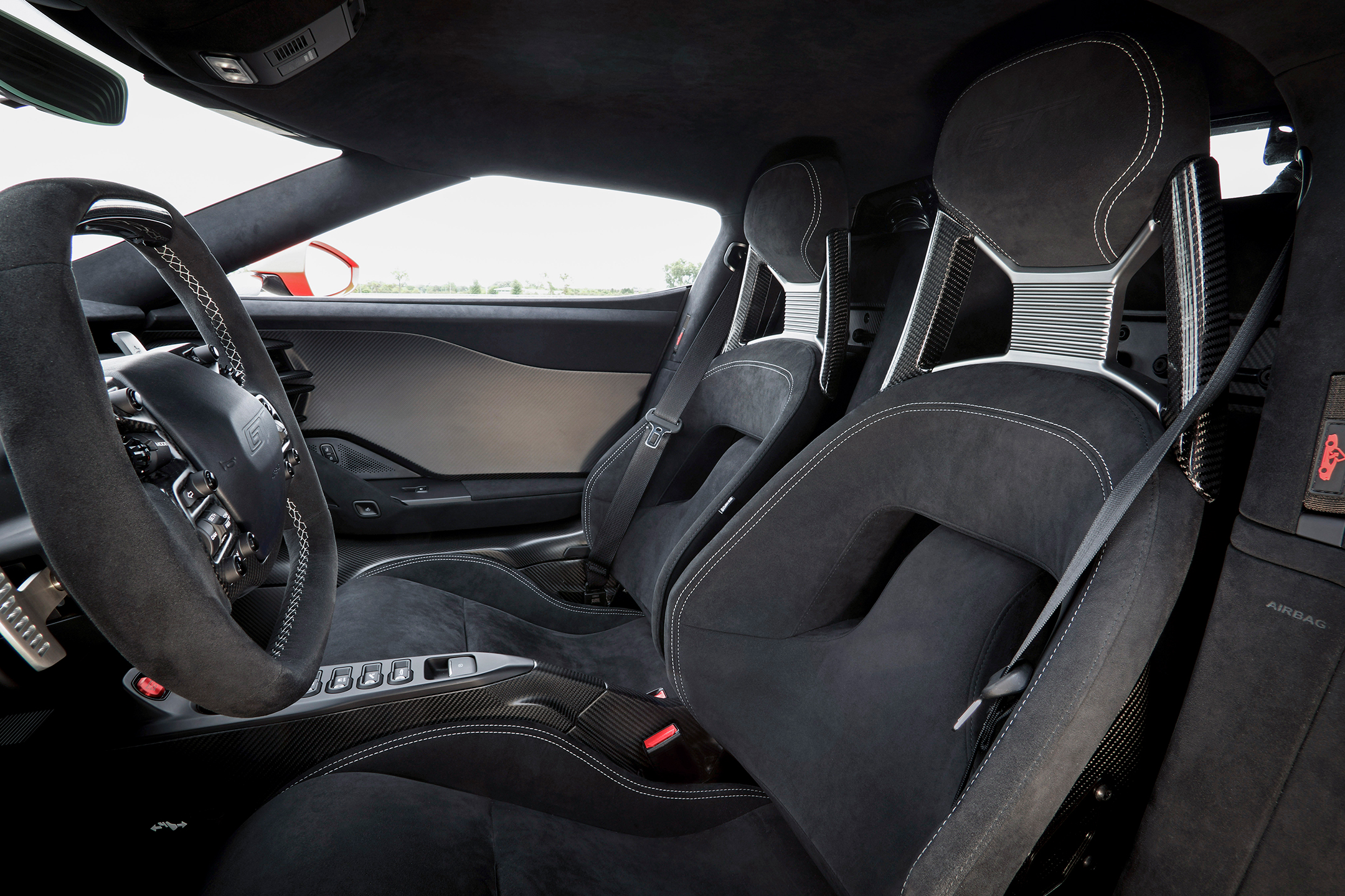 Ford GT Carbon Series - 2018 - seats / sièges