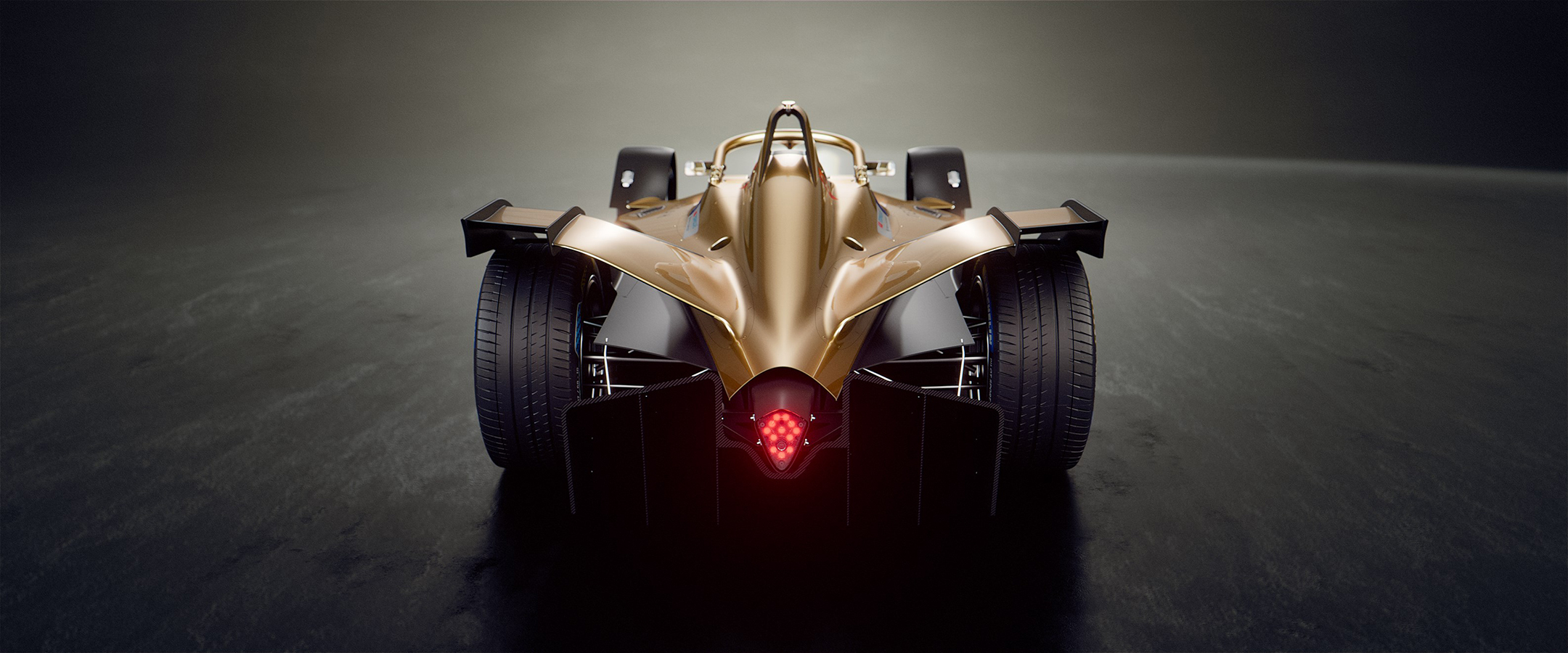 DS Techeetah E-TENSE - FormulaE 2018/2019 - rear face
