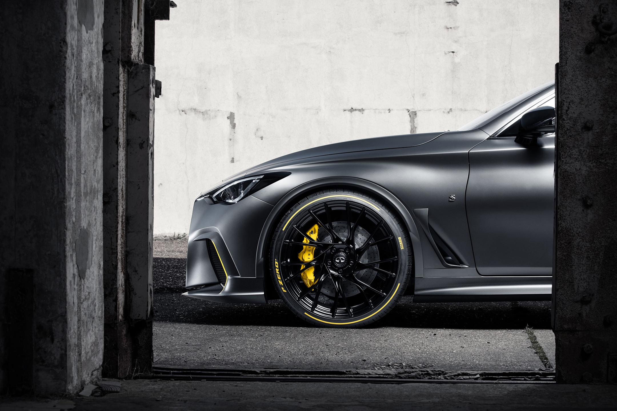 Infiniti Project Black S - 2018 - wheel / jante