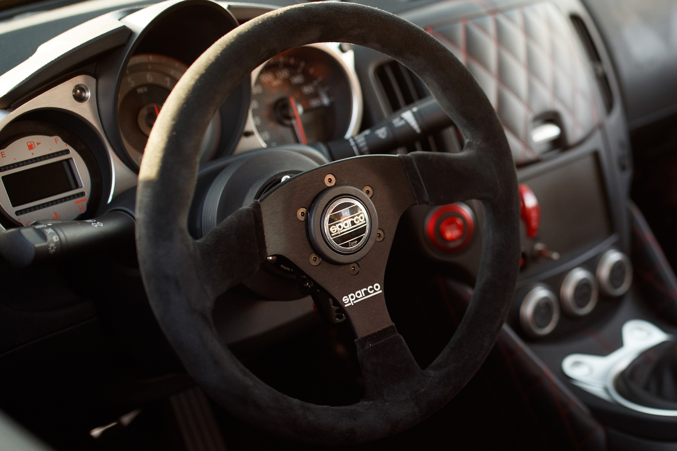 Nissan Project Clubsport 23 - 2018 - steering wheel / volant
