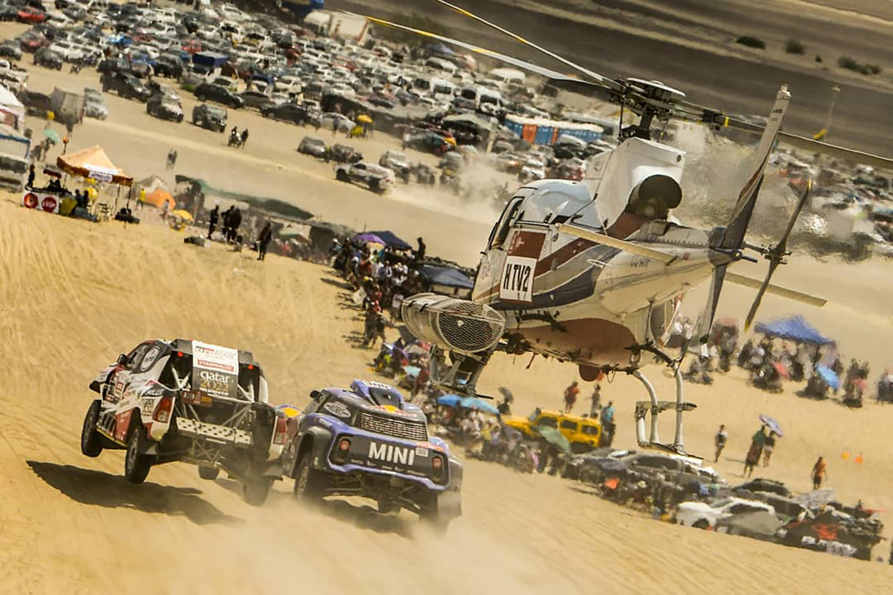 Dakar 2019 - photo by Charly Lopez