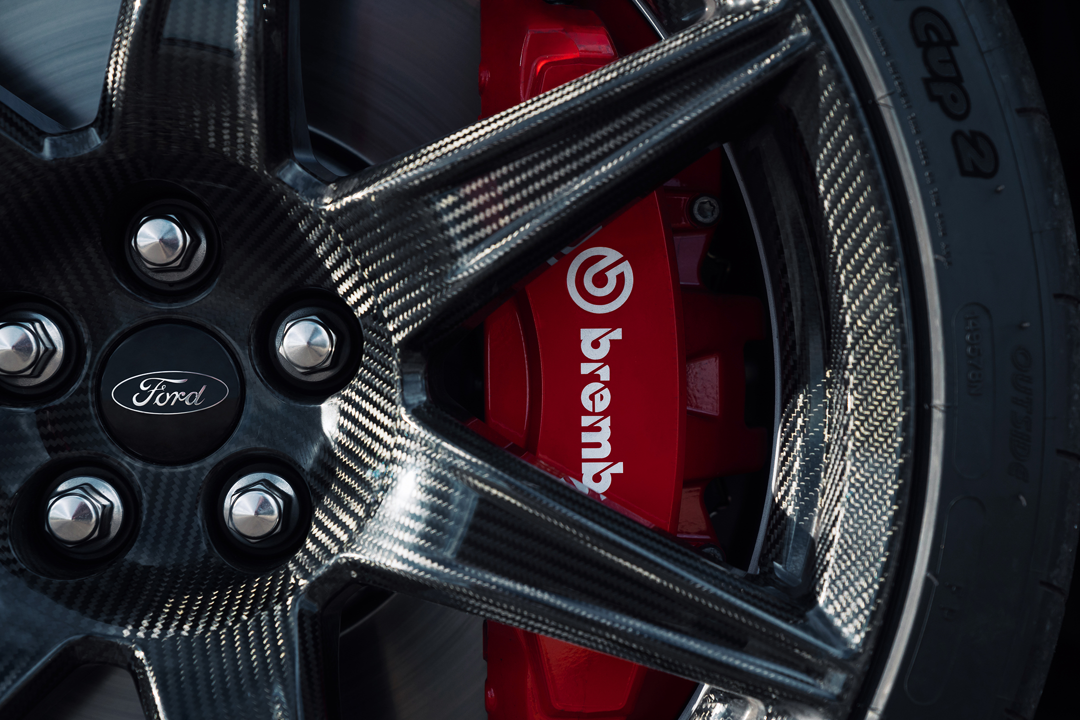 Ford Mustang 2020 Shelby GT500 - 2019 - brake disk / disque de frein - Brembo