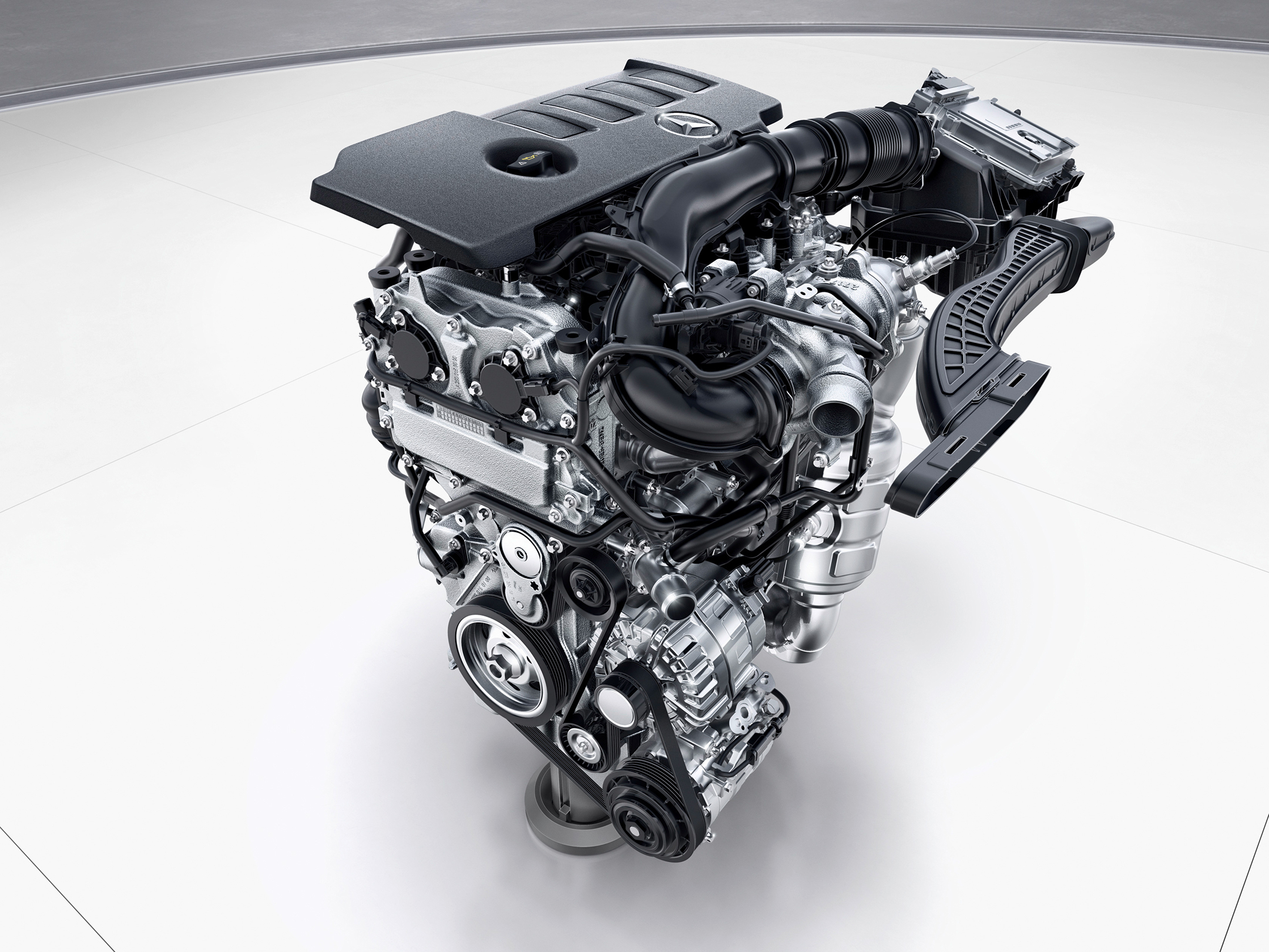 Mercedes-Benz - 2018 - engine M260 - 4-cylinder-gasoline
