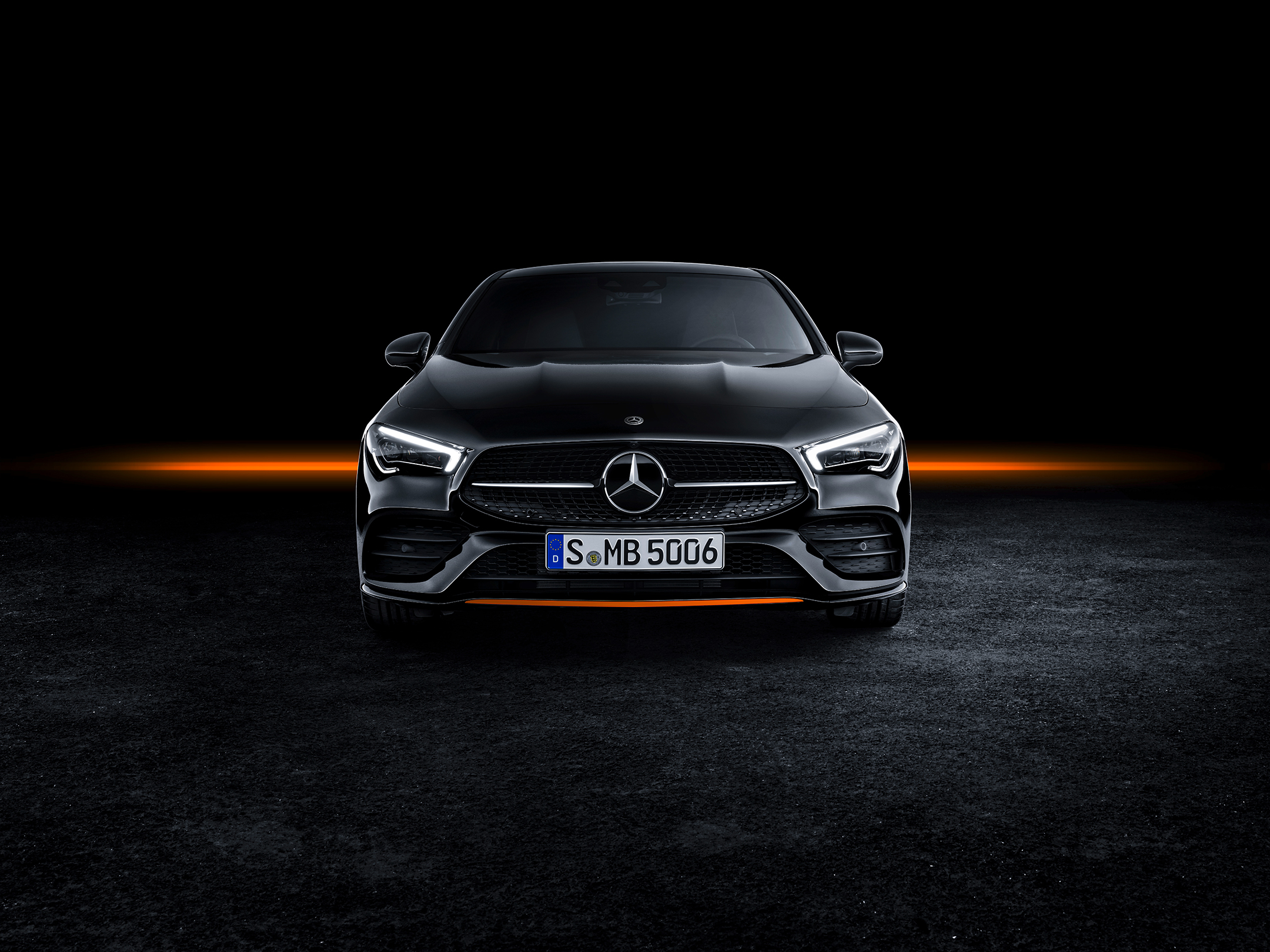 Mercedes-Benz CLA Coupe - 2019 - front-face / face avant - Edition 1
