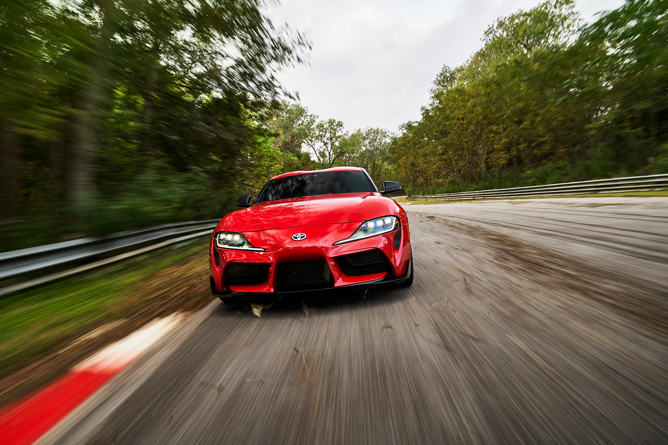 Toyota Supra - 2019 - front-face / face avant