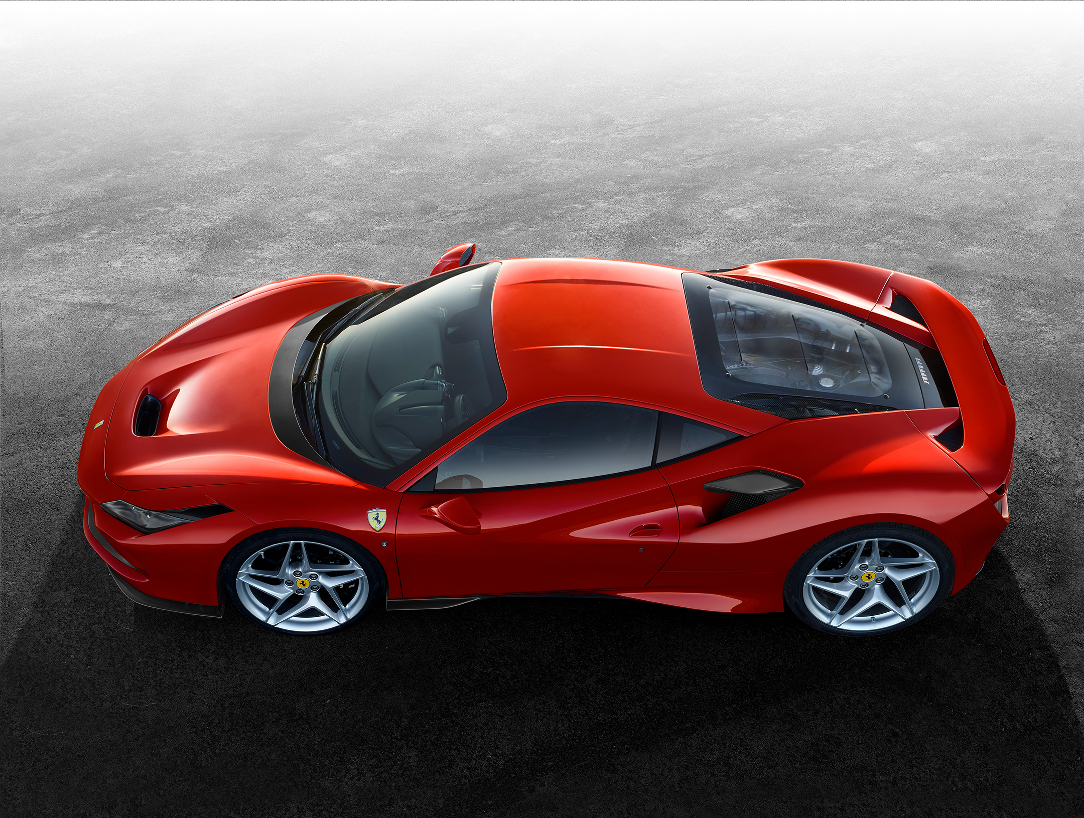 Ferrari F8 Tributo - 2019 - side-face / profil