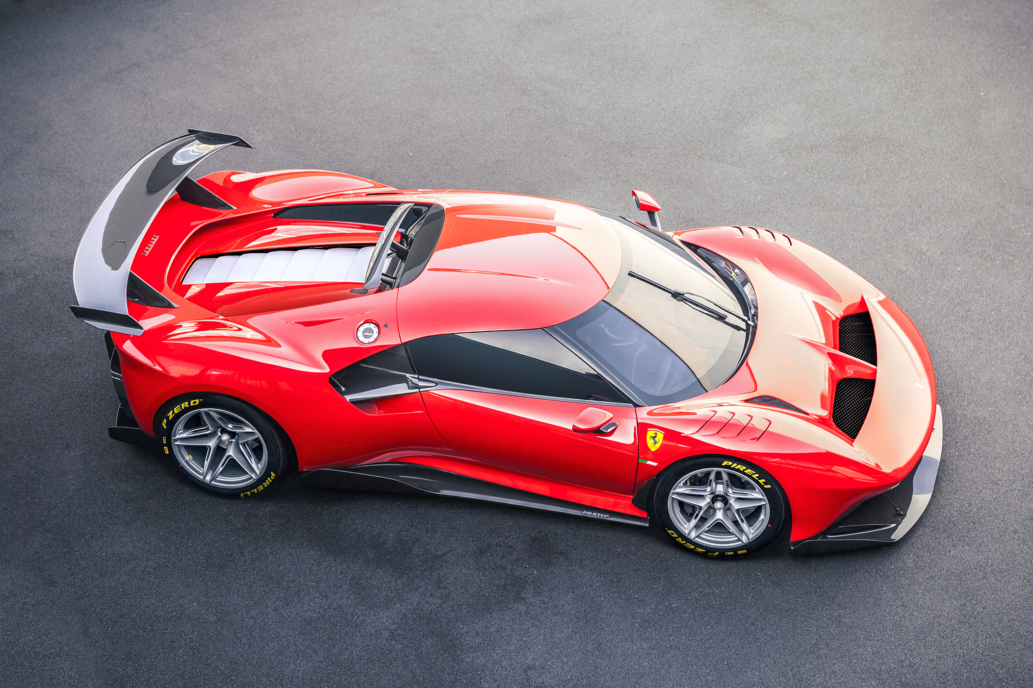 Ferrari P80/C - 2019 - top side-face