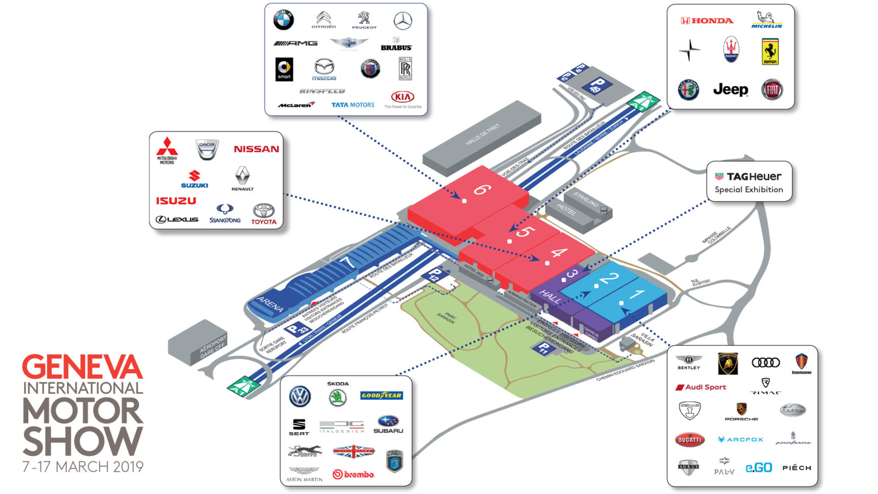 GimsSwiss - 2019 - map