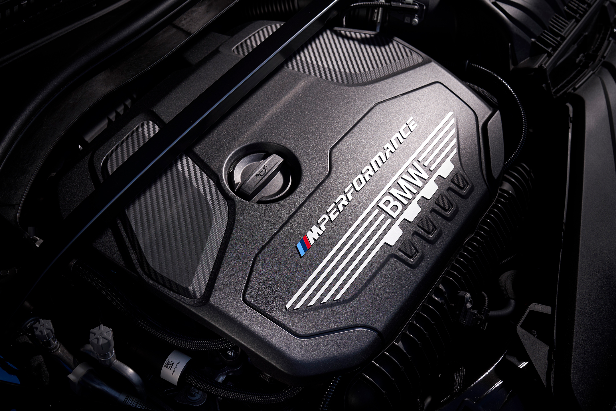 BMW 1 Series M135i xDrive - 2019 - engine / moteur