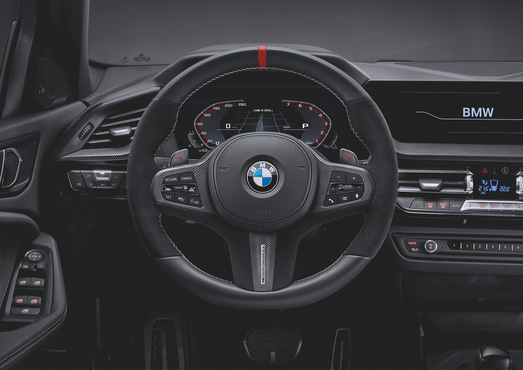 BMW 1 Series M Performance Parts - 2019 - steering wheel / volant