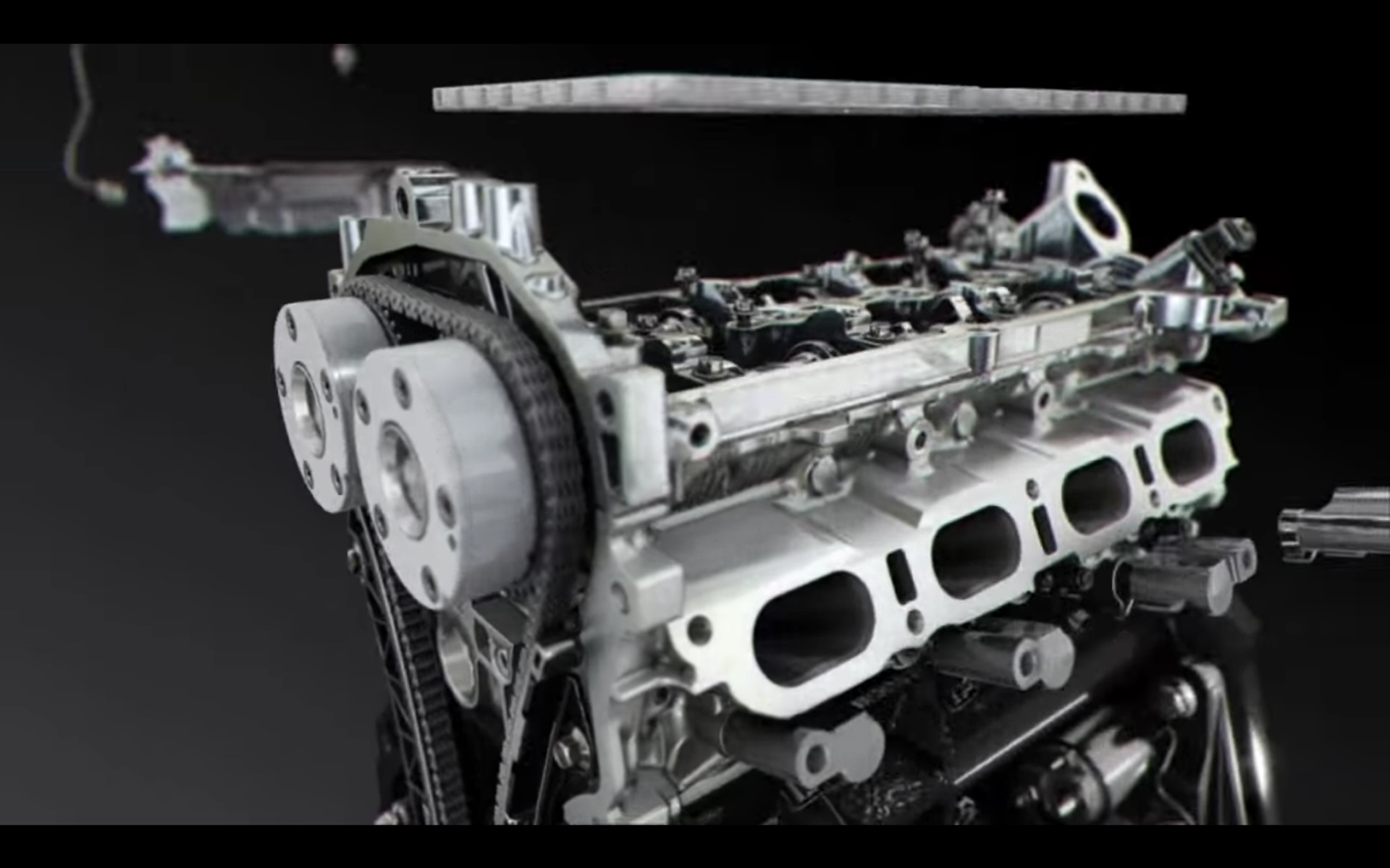 Renault - 1.8L TCe - engine / moteur - by chain preview