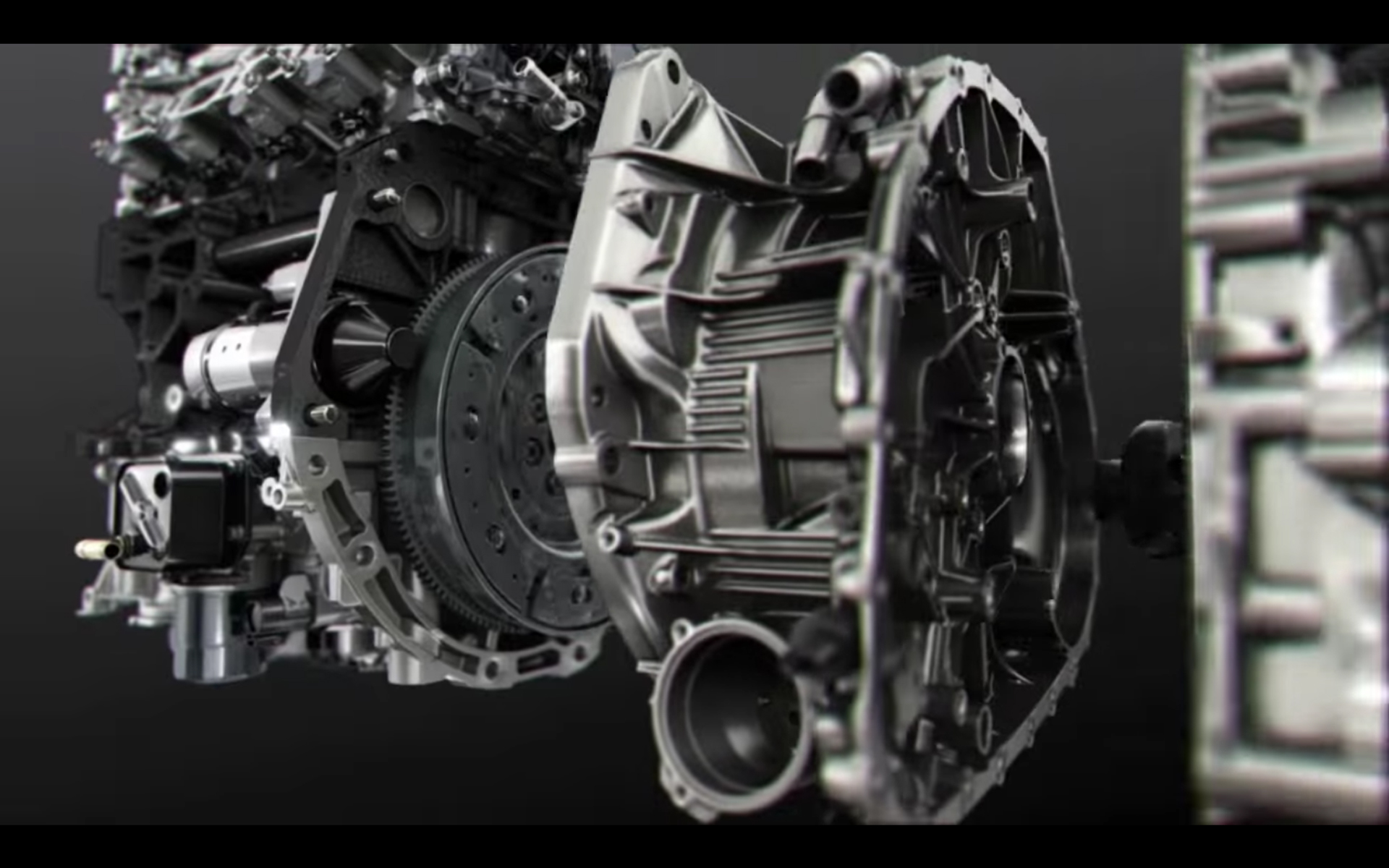 Renault - 1.8L TCe - engine / moteur - inside preview