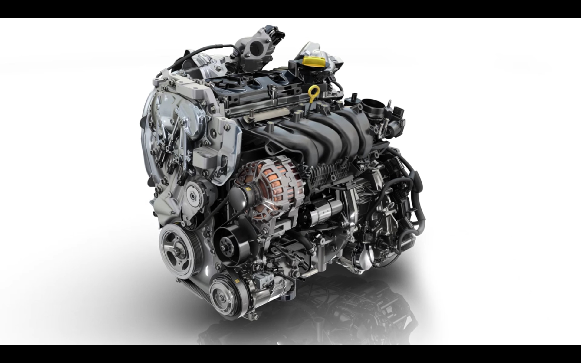Renault - 1.8L TCe - engine / moteur - preview