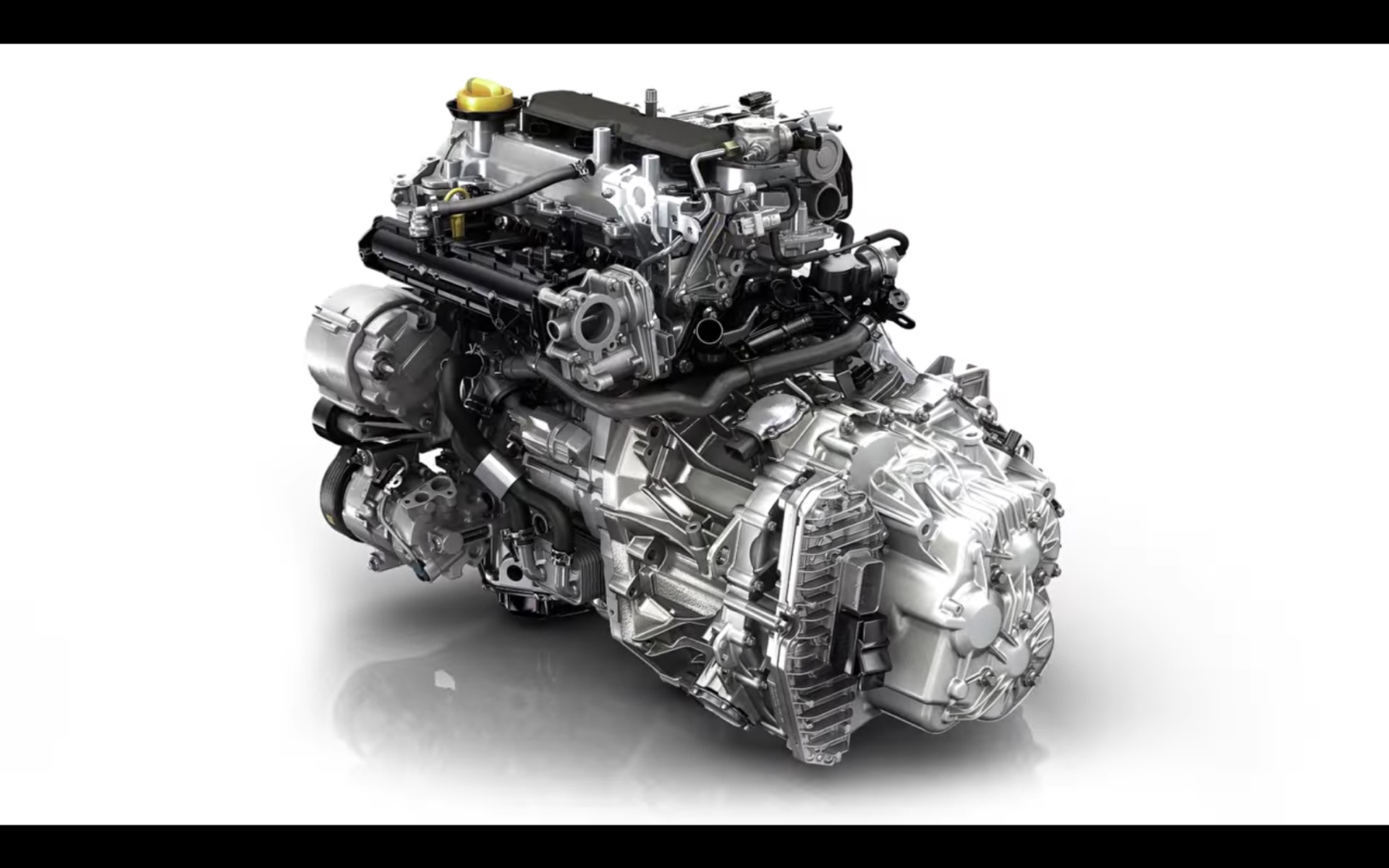 Renault - 1.8L TCe - engine / moteur - full preview