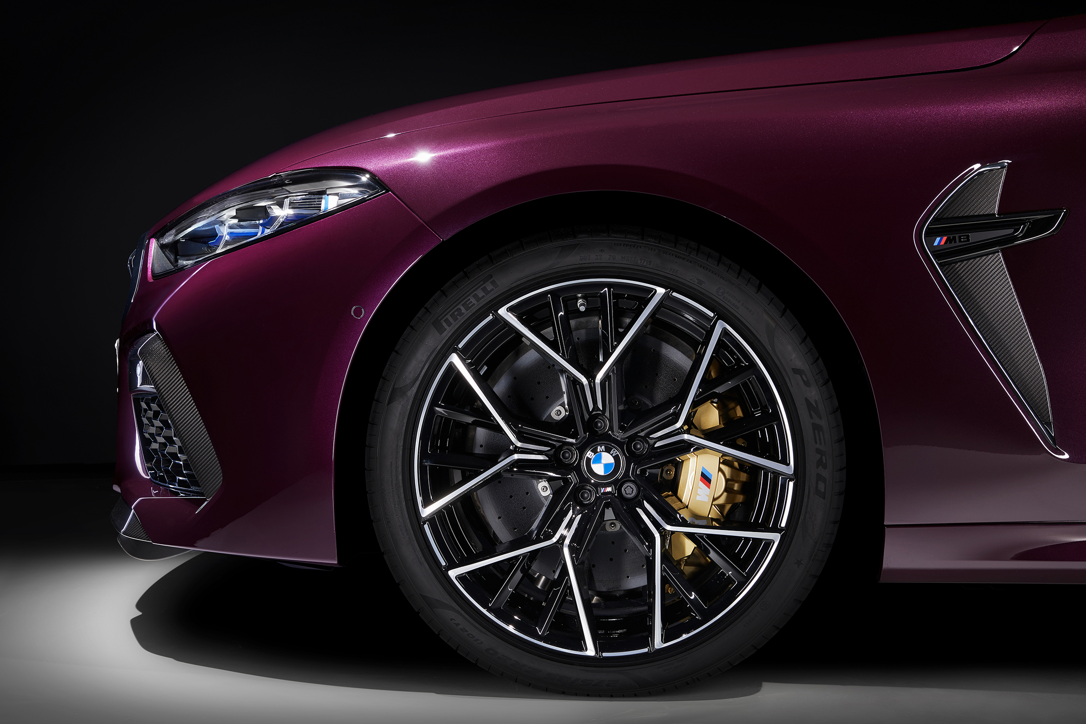 BMW M8 Competition Gran Coupé - 2019 - wheel / jante