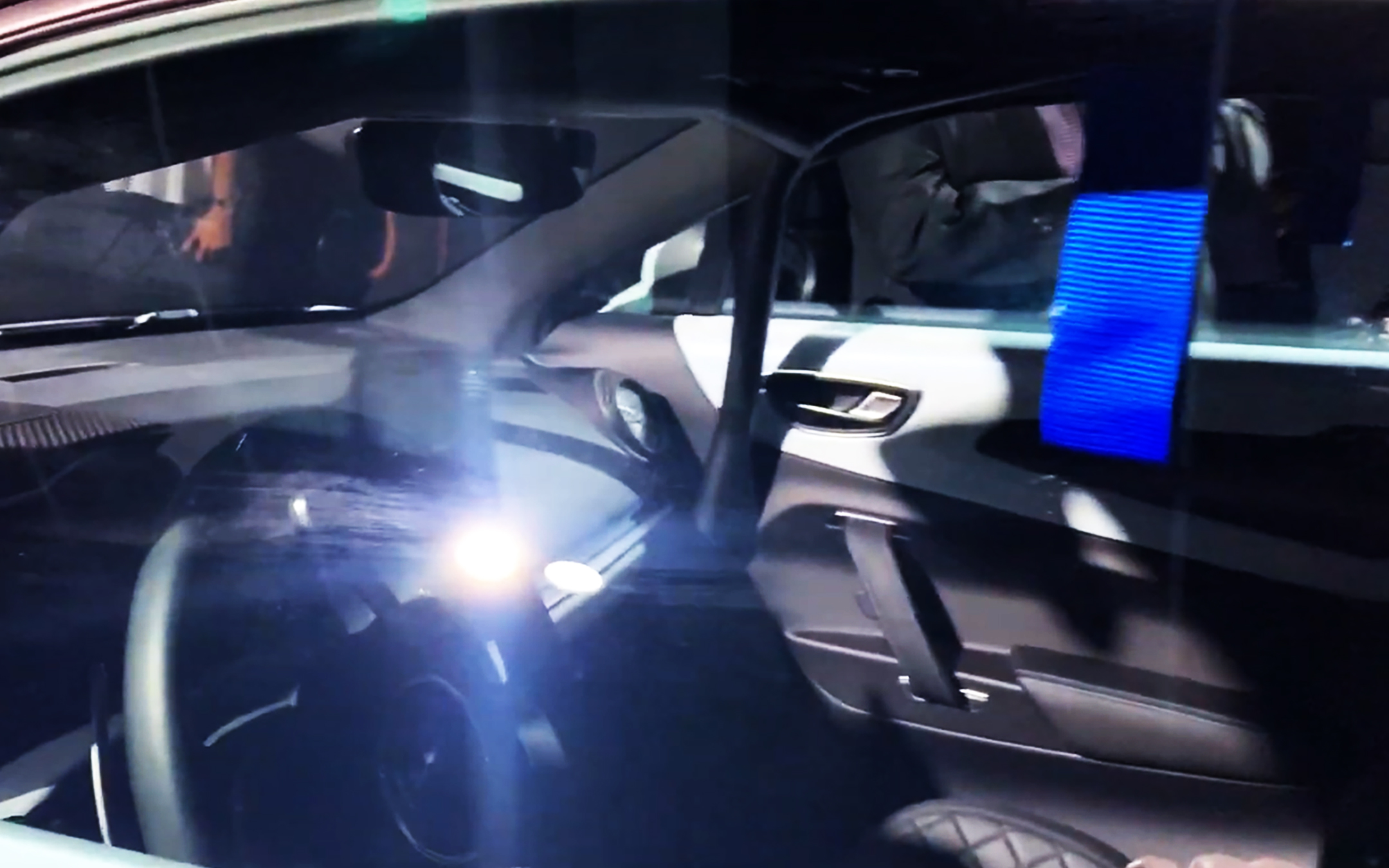 Alpine A110 Sports X - 2020 - interior / intérieur - preview - showcar - photo screen video - FAI2020