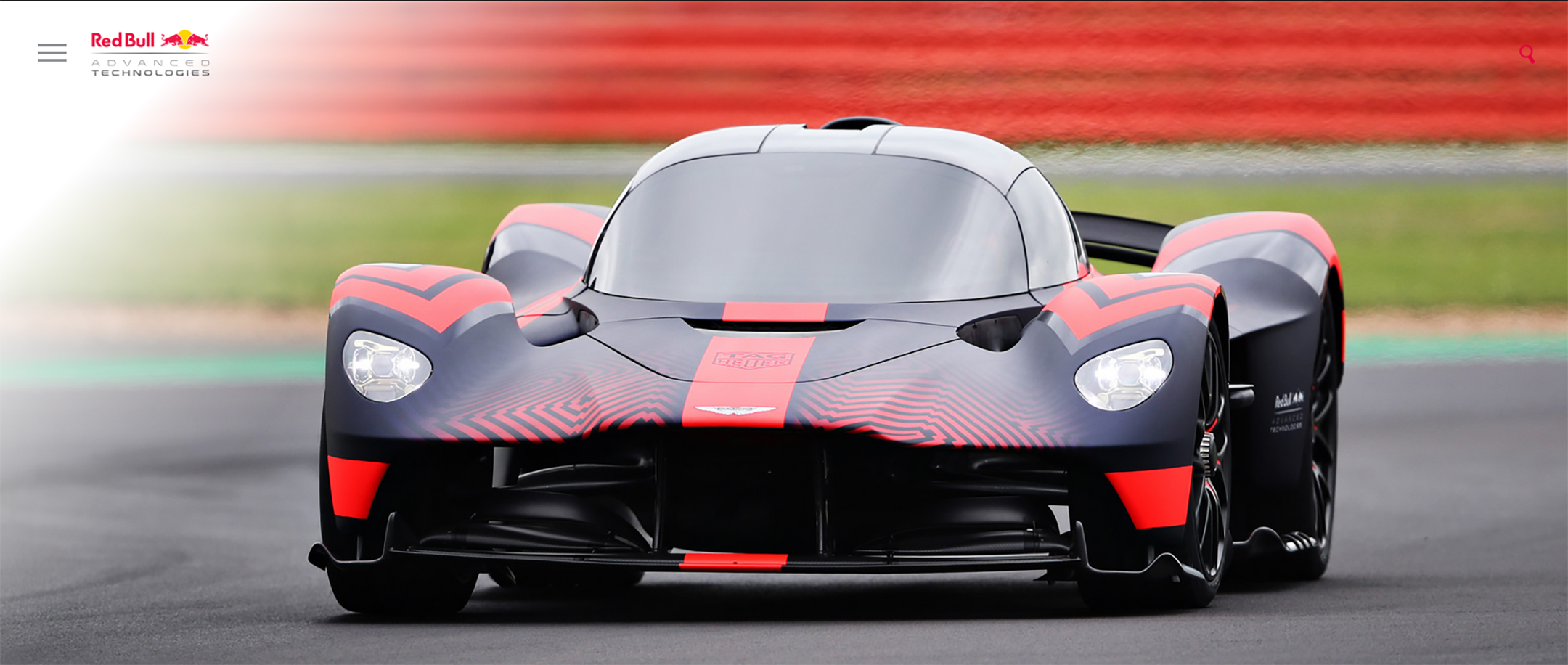 Red Bull Advanced Technologies - Aston Martin - 2020 - cover