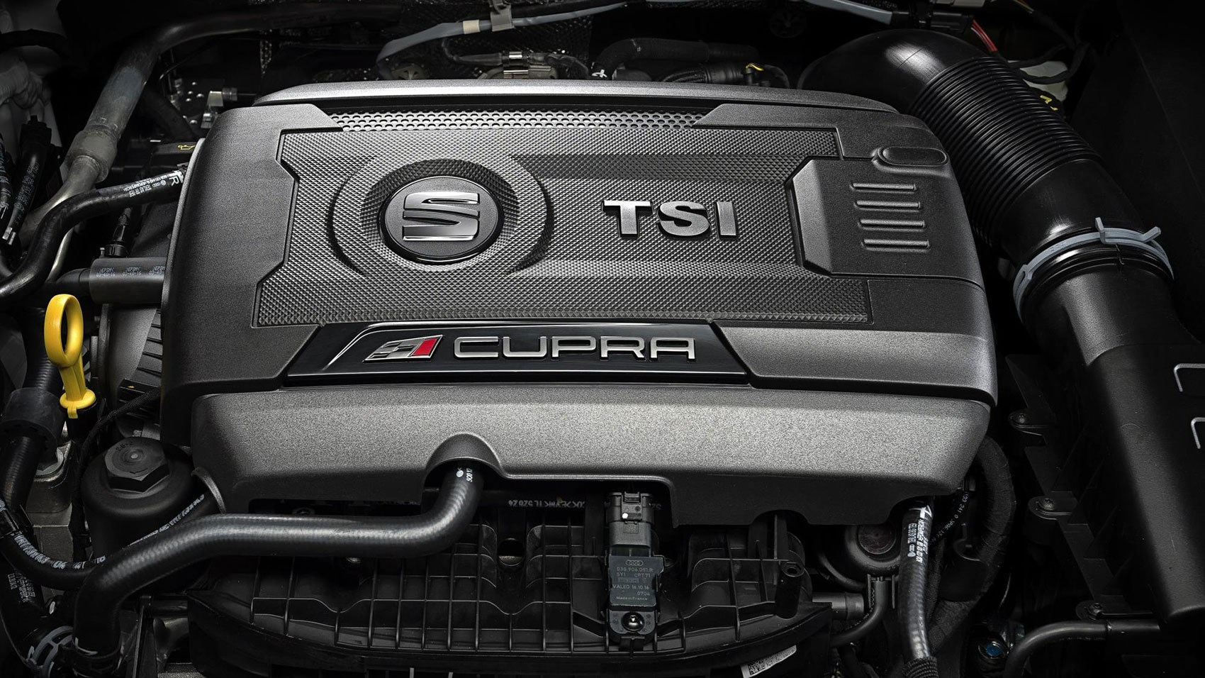 CUPRA Leon - 2020 - engine / moteur - Turbocharged Stratified Injection