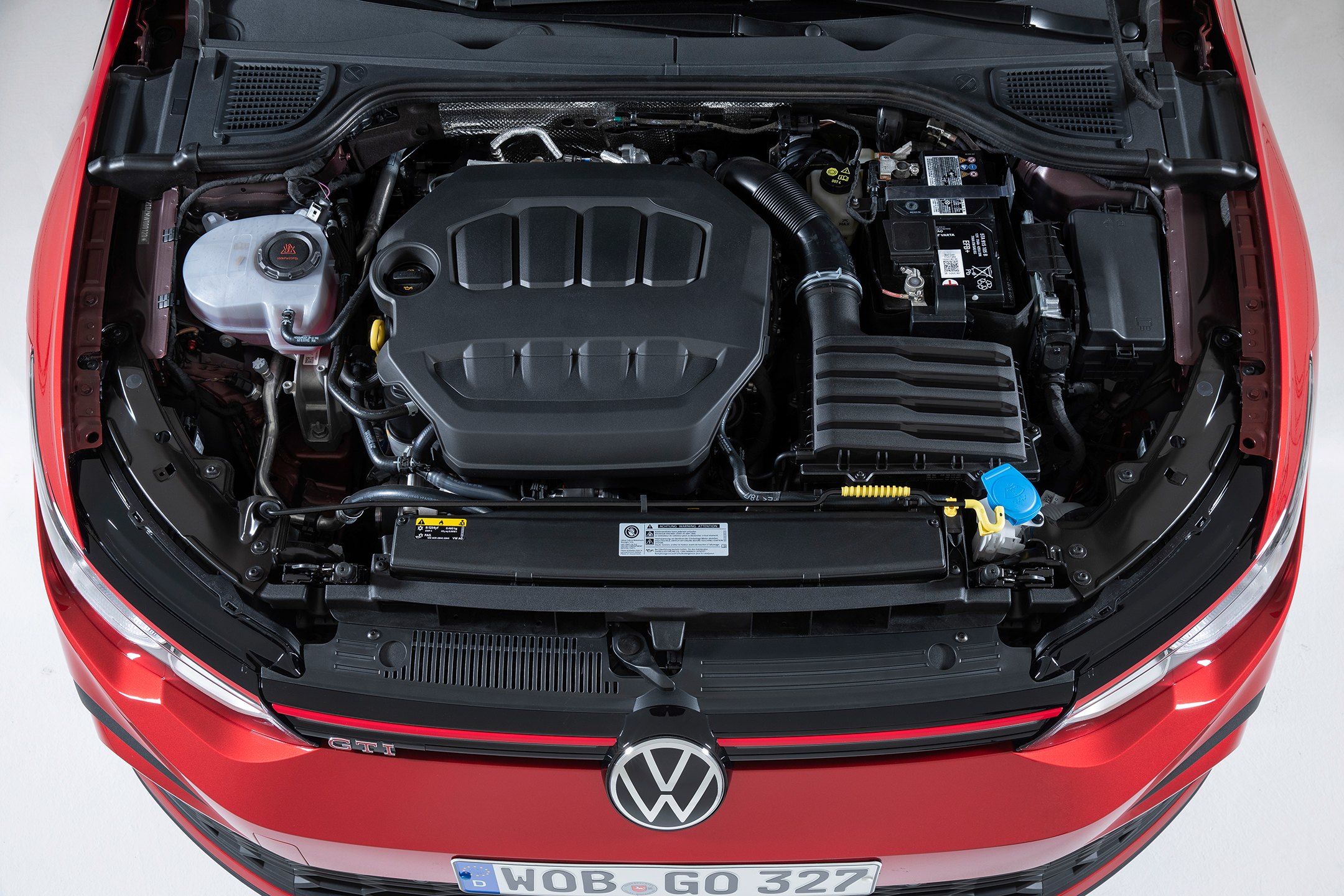 Volkswagen Golf GTI - 2020 - engine / moteur - EA888 evo4 - 2.0L - turbo - 4cylinder