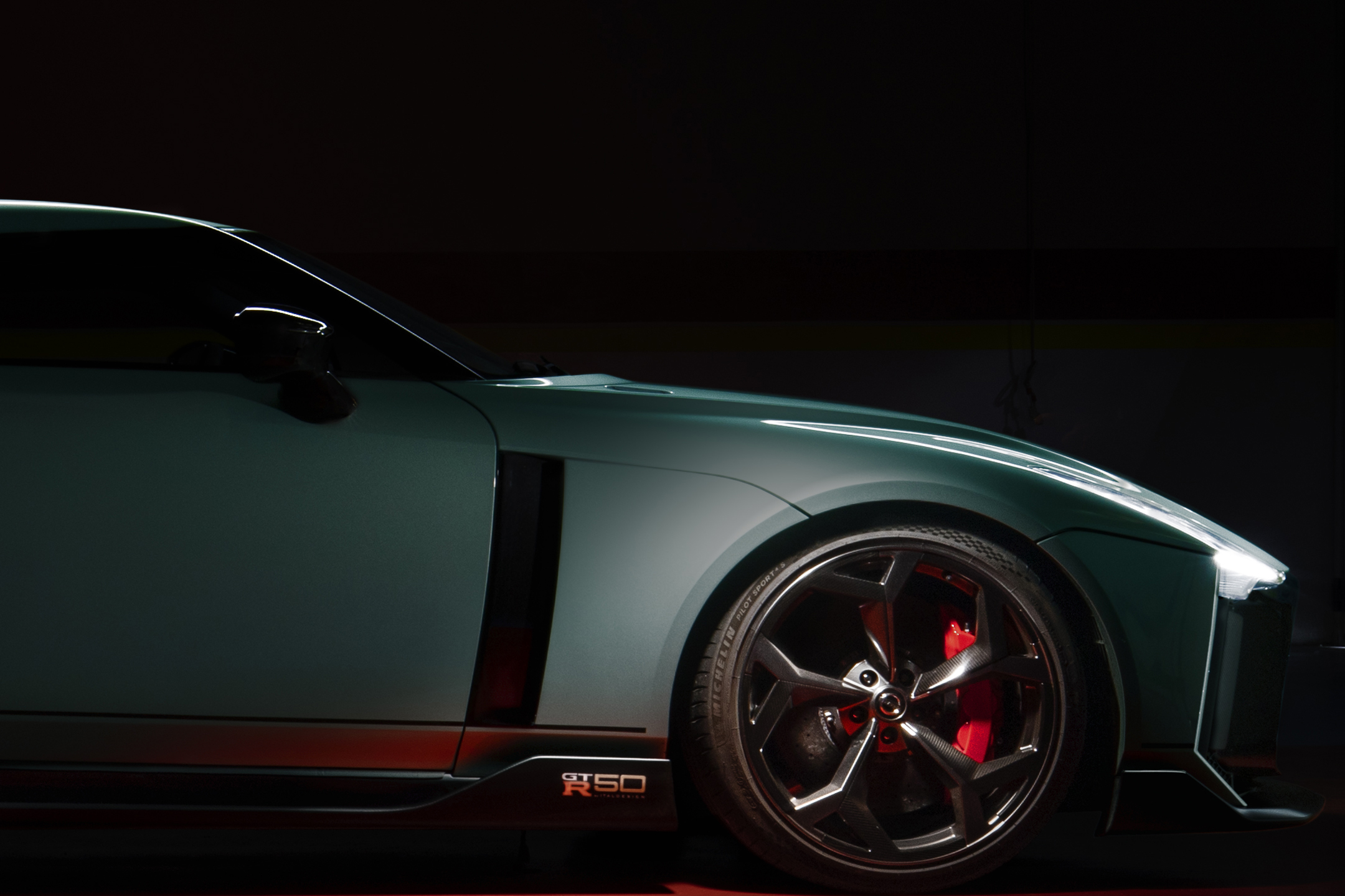 Nissan GT-R50 by Italdesign - 2020 - front wheel / jante avant