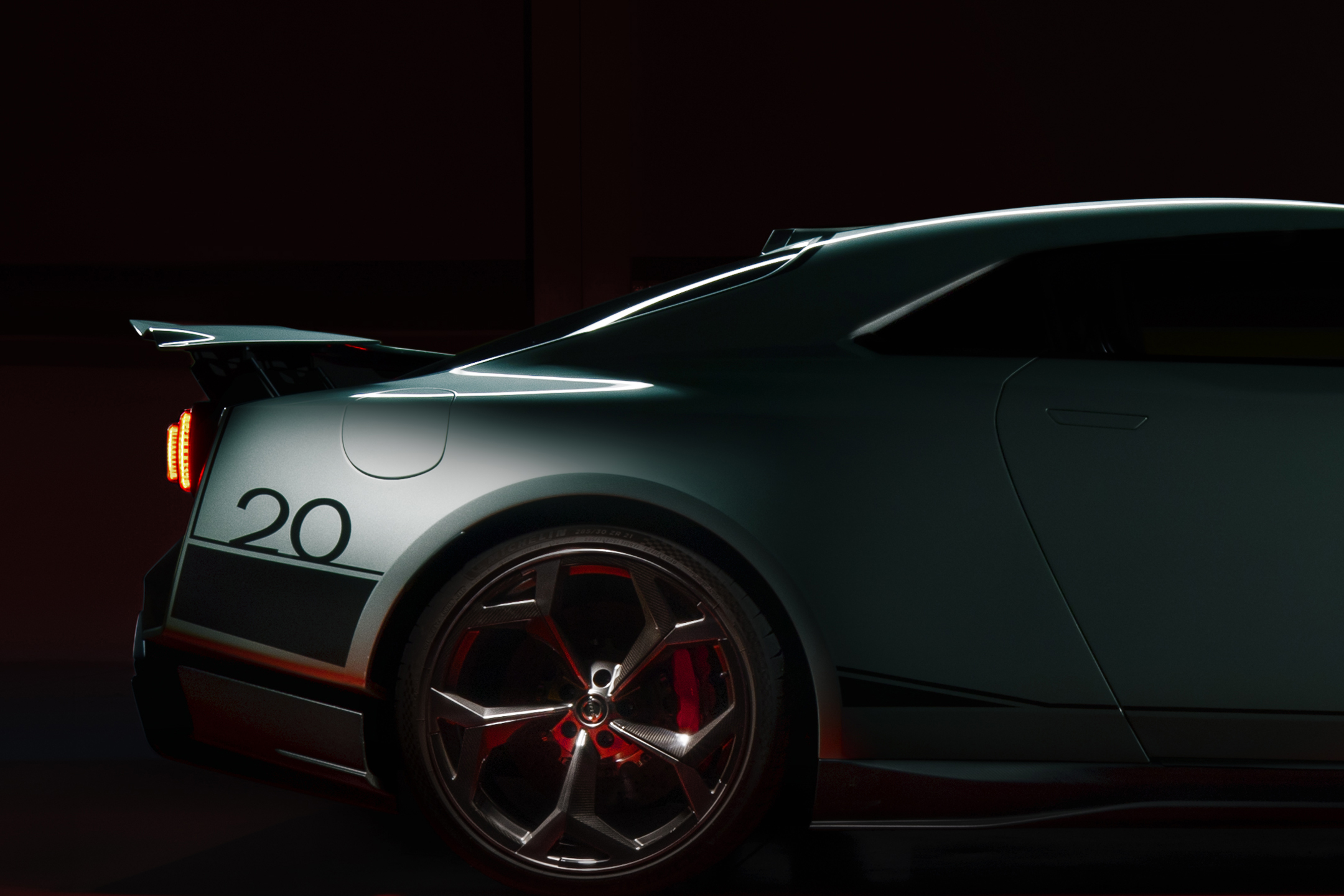 Nissan GT-R50 by Italdesign - 2020 - rear wheel / jante arière