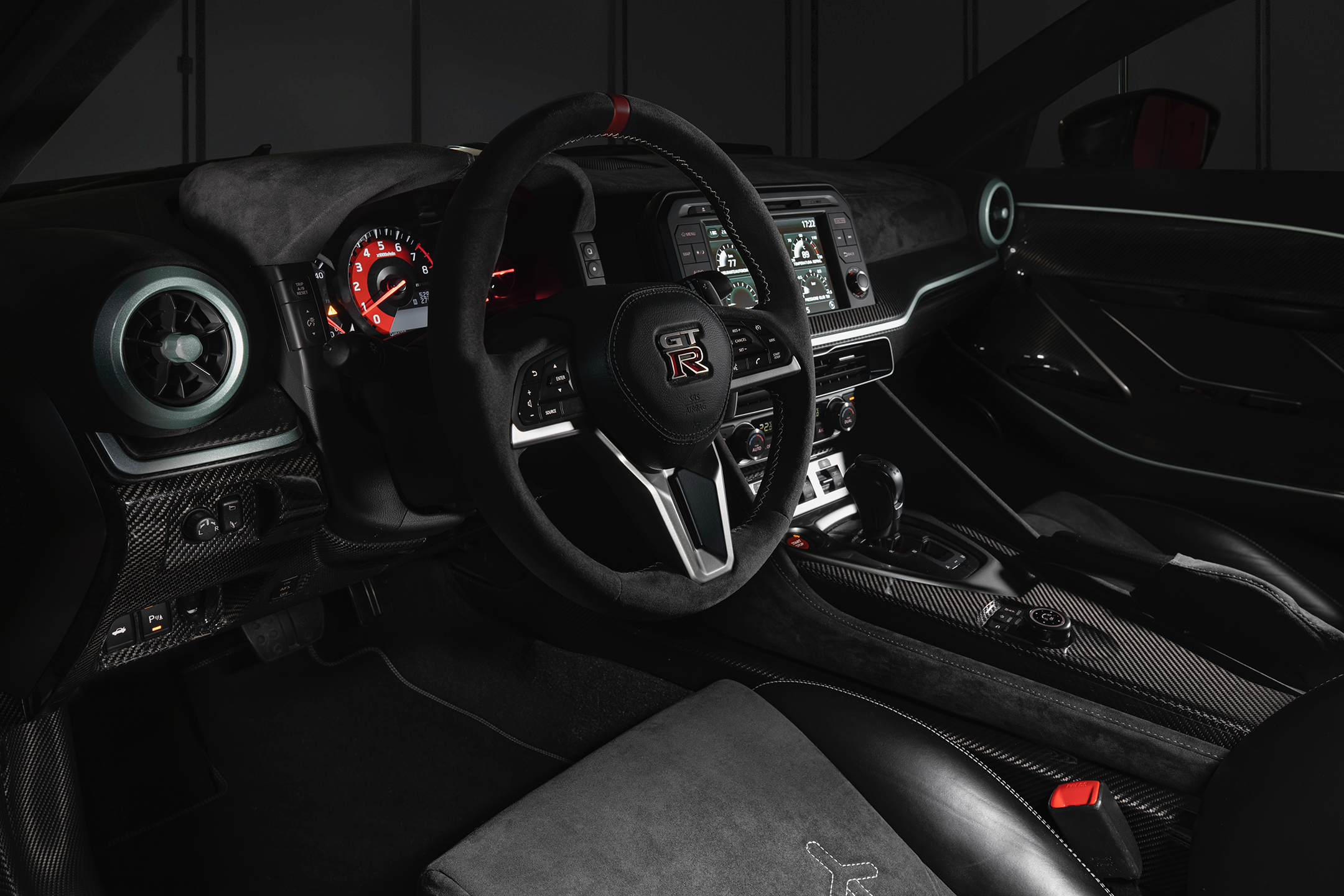 Nissan GT-R50 by Italdesign - 2020 - interior / intérieur
