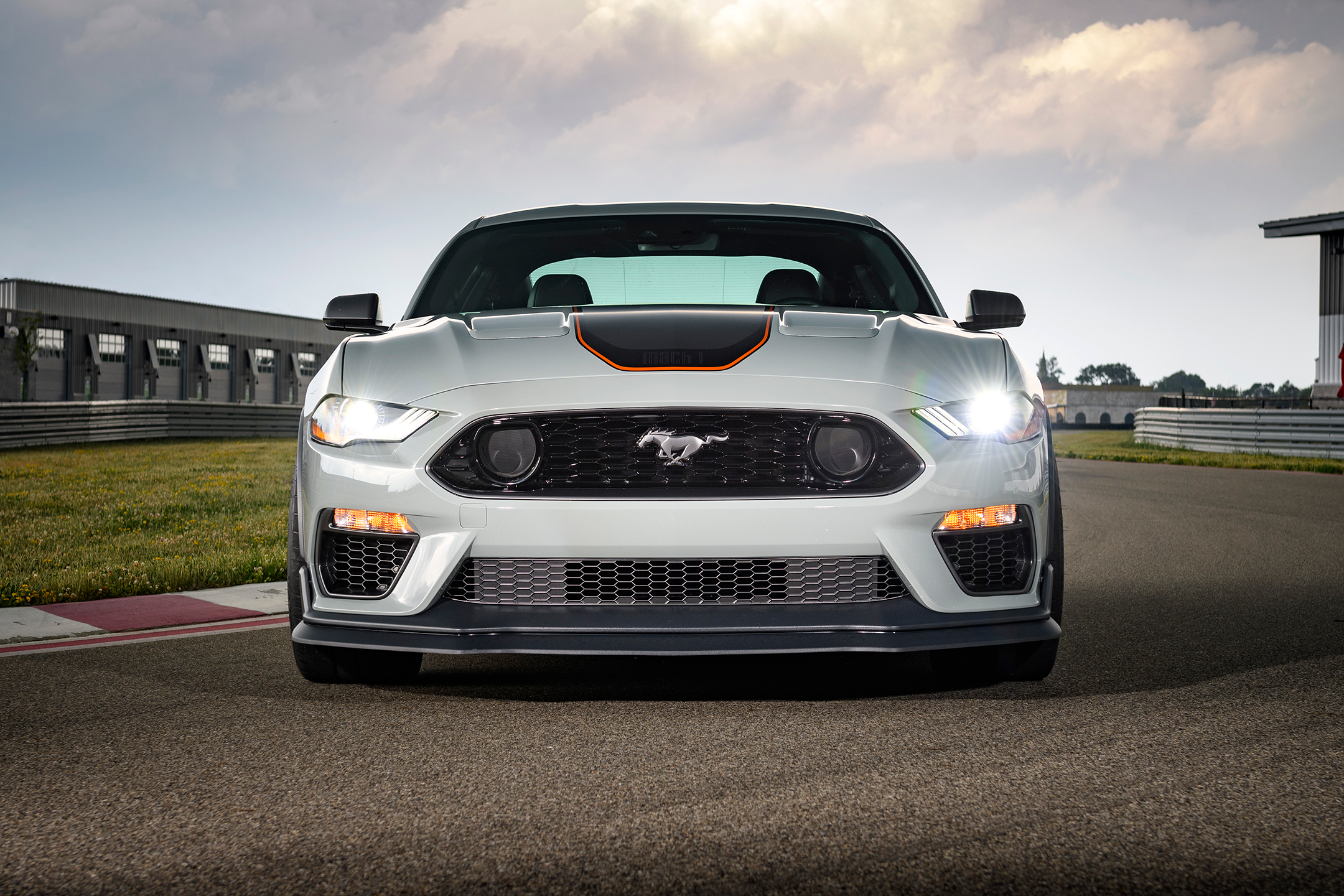 Ford Mustang Mach 1 - 2020 - front-face / face avant