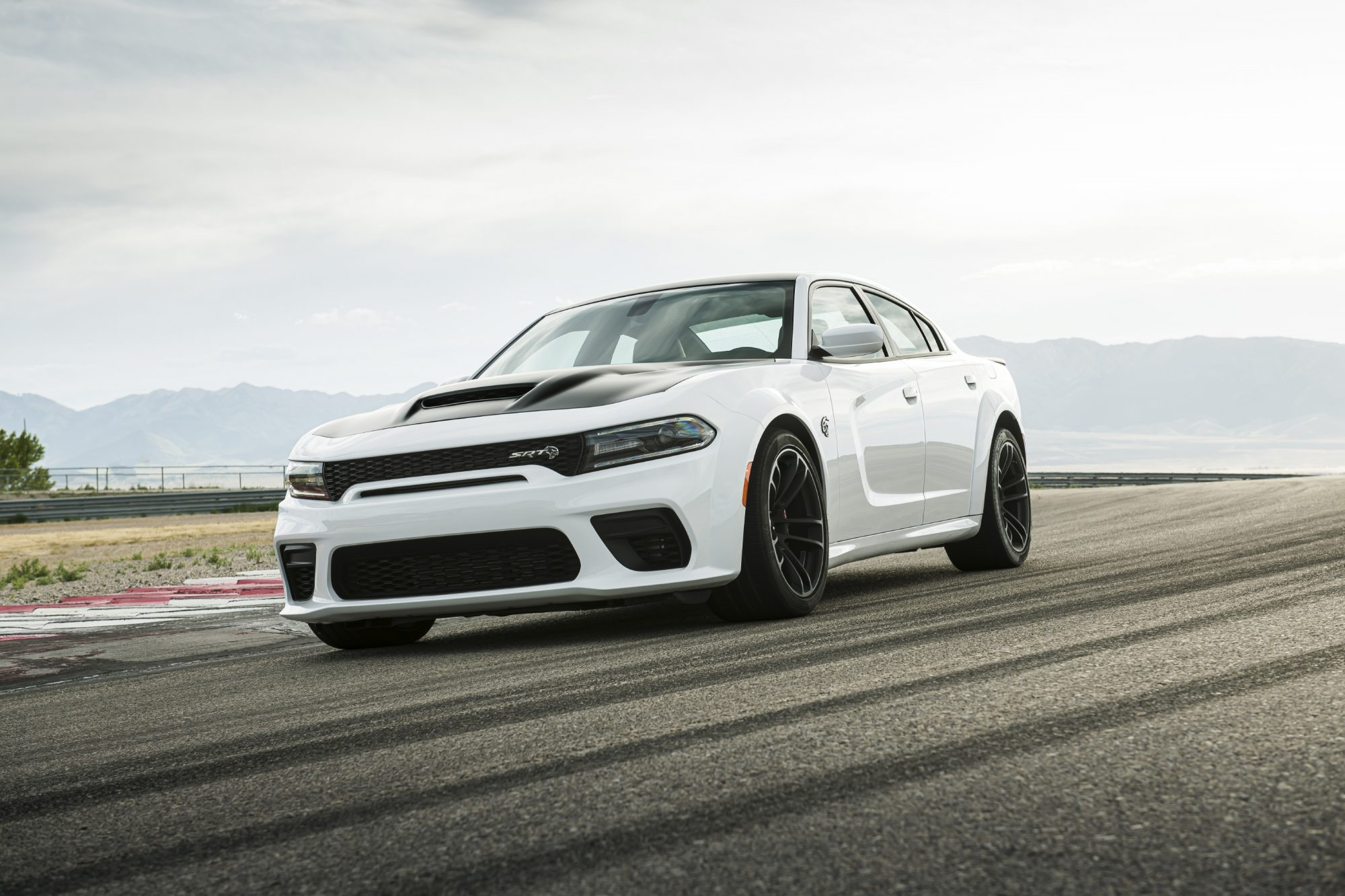 Dodge Charger SRT Hellcat Redeye - 2020 - front / avant - on track / sur circuit