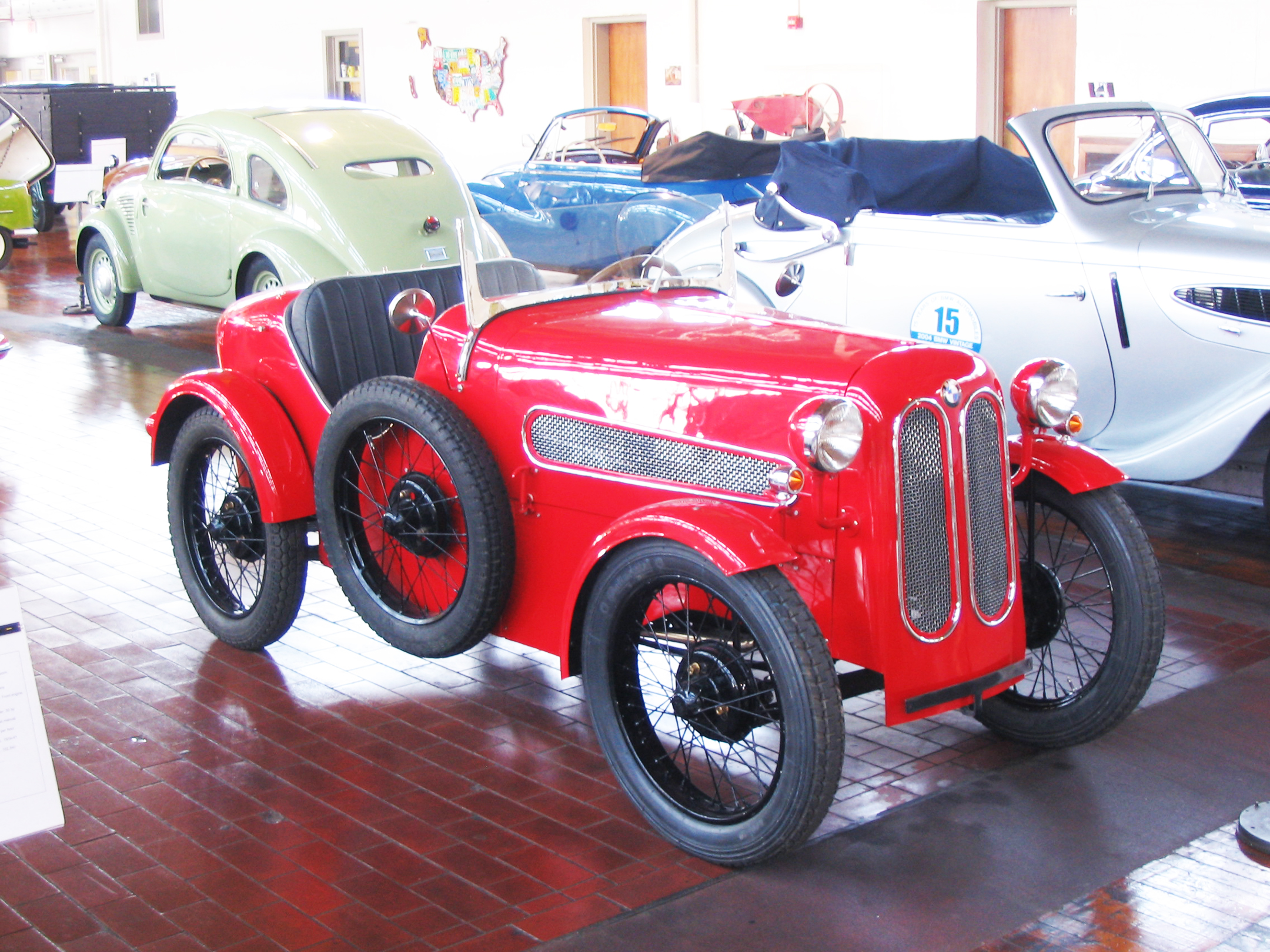 BMW Ihle 600 - 1930 -  photo - via Lane Motor Museum