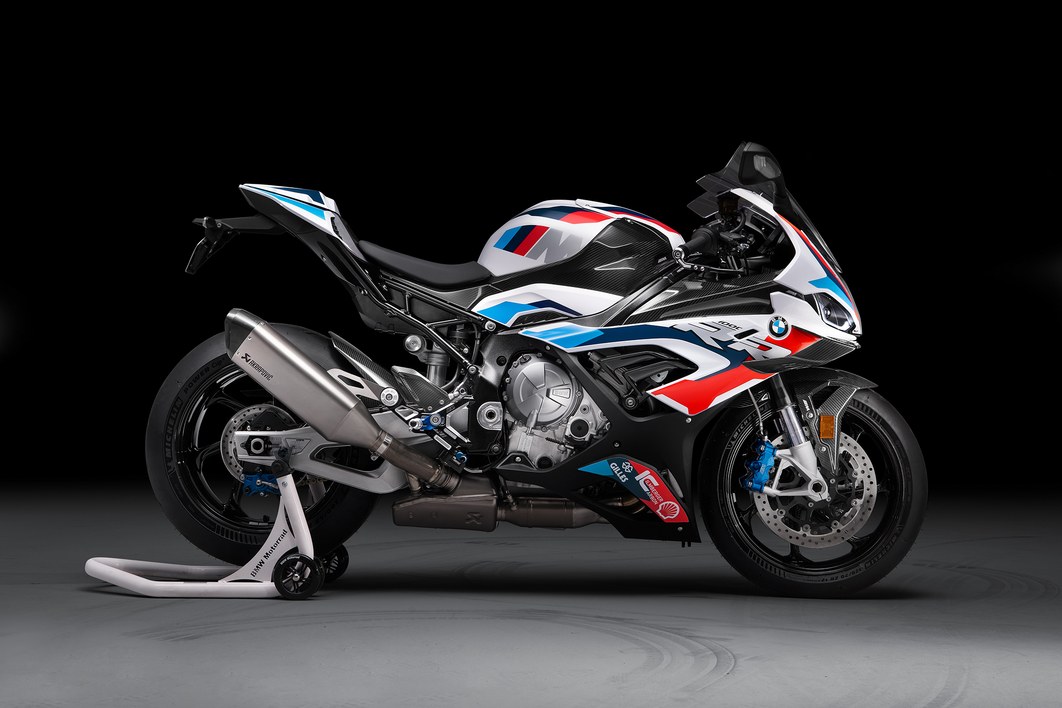 BMW M 1000 RR - 2020 - side-face / profil