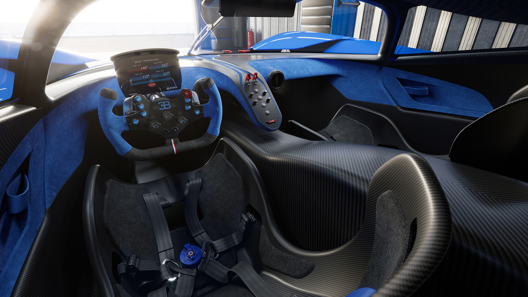 Bugatti Bolide - 2020 - onboard preview