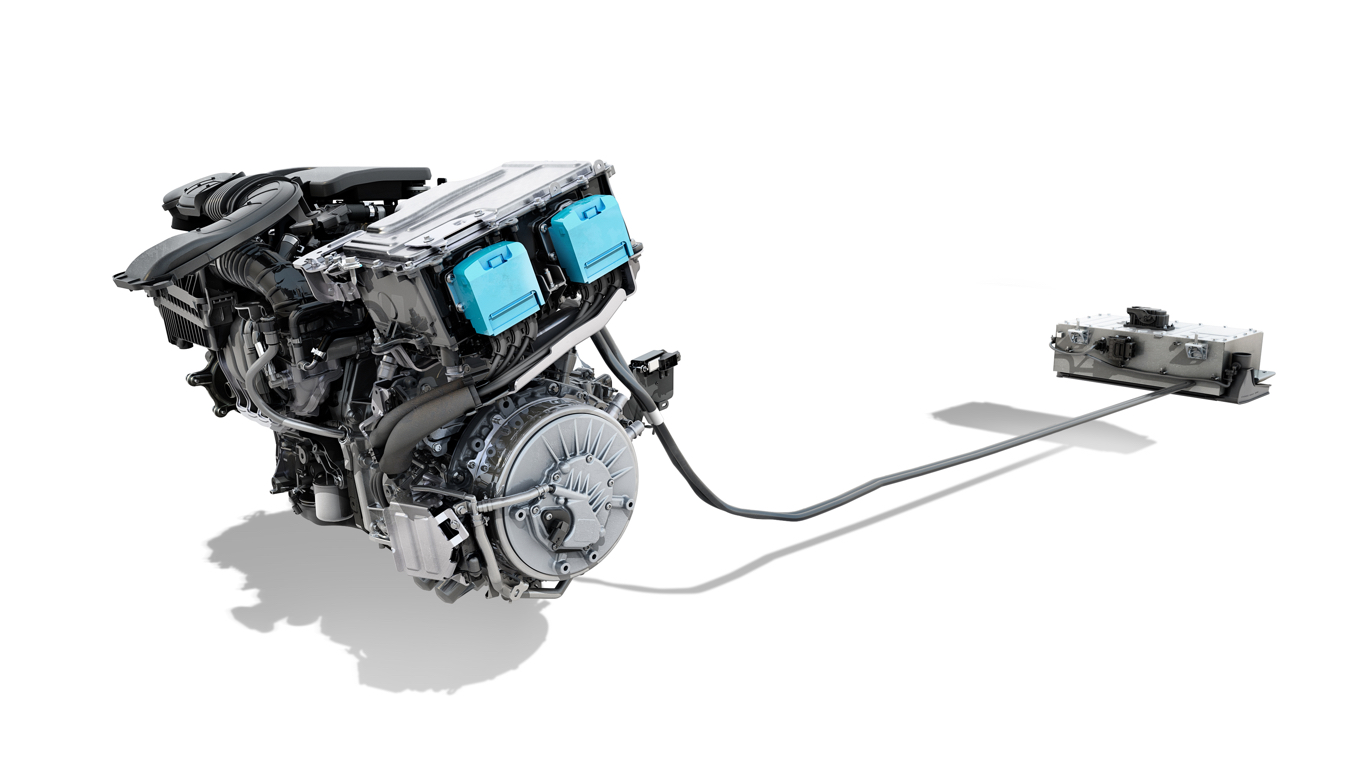 Renault - E-TECH Hybrid - 2020 engine power unit / motorisation - battery / batterie