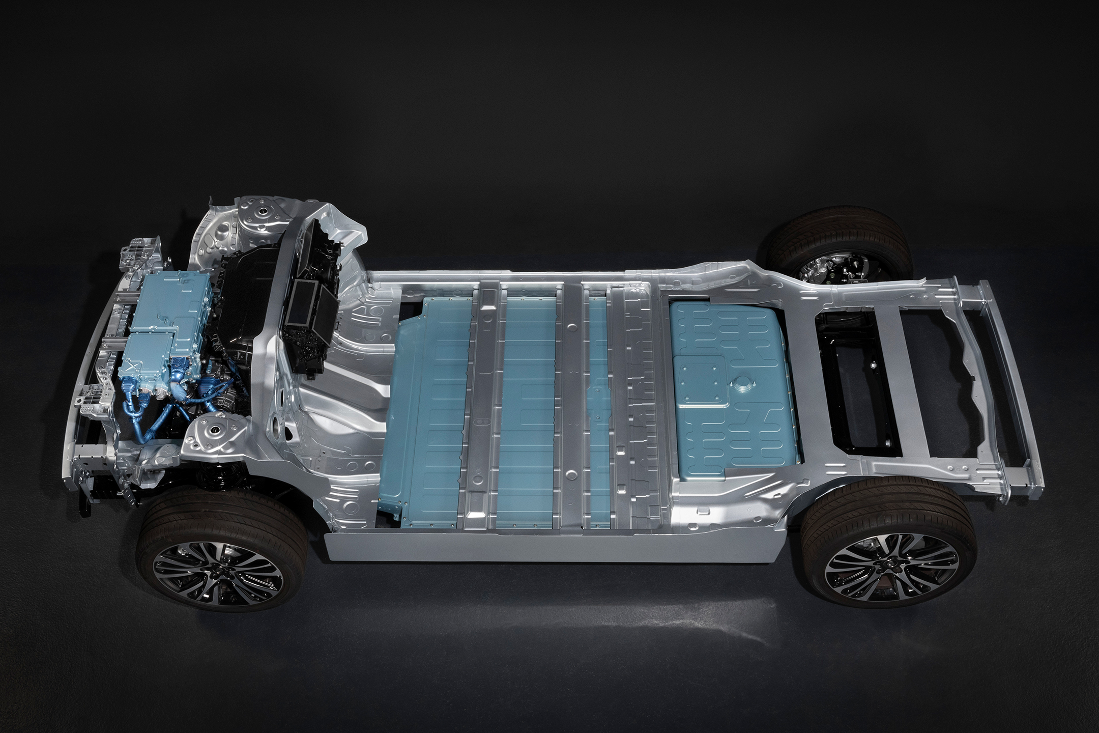 Renault Mégane eVision show-car - 2020 - CMF-EV - plateform / plateforme - Common Module Family - Electric Vehicle