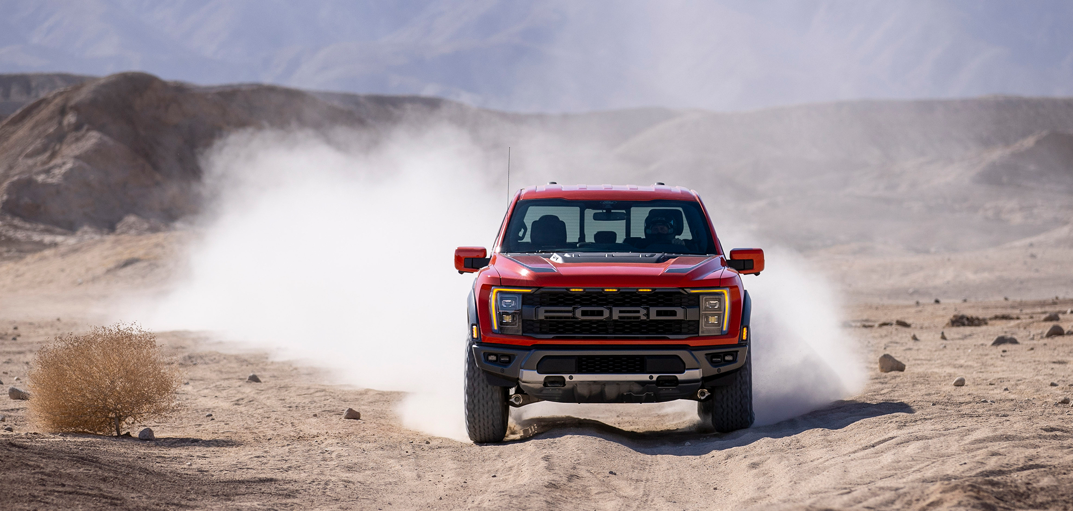 Ford F-150 Raptor - 2021 - front-face / face avant